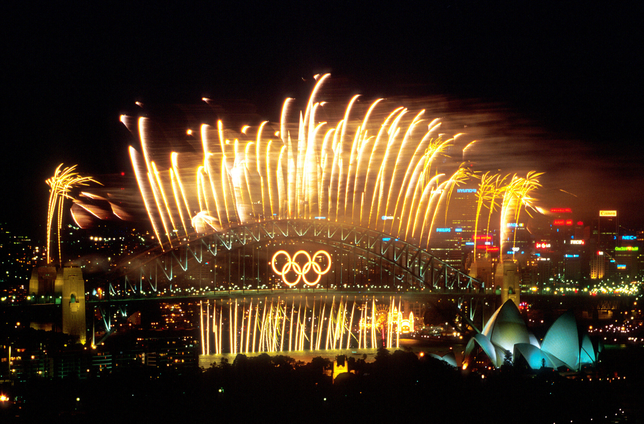 Sydney 2000 is widely regarded as one of the most successful Games ©Getty Images