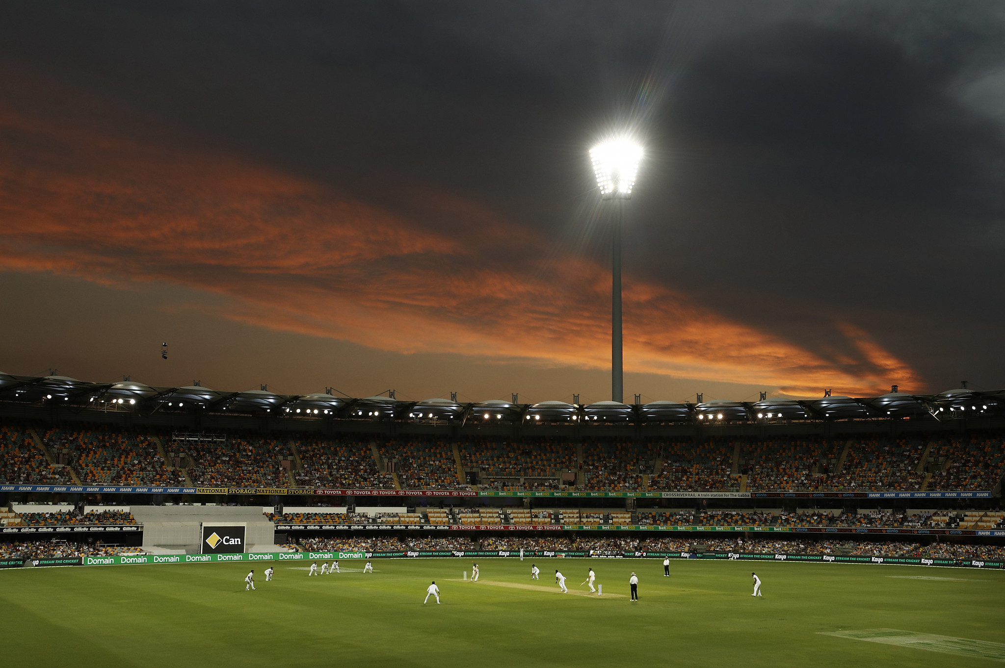 Brisbane Cricket Ground, commonly known as the Gabba, is one of the city's best-known sporting arenas ©Getty Images