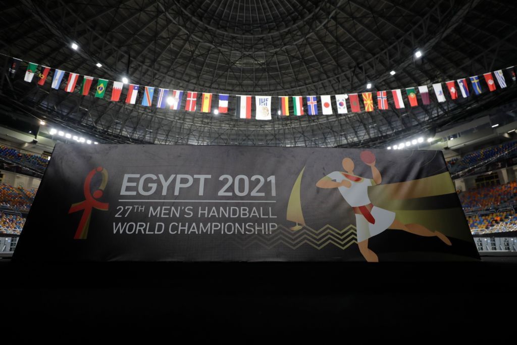 Egyptian official suspended for breaching COVID-19 rules at World Handball Championship