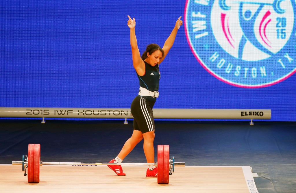 Commonwealth Games gold medallist Zoe Smith will be one of the headline performers at the upcoming English Weightlifting Championships in Manchester later this month ©Getty Images