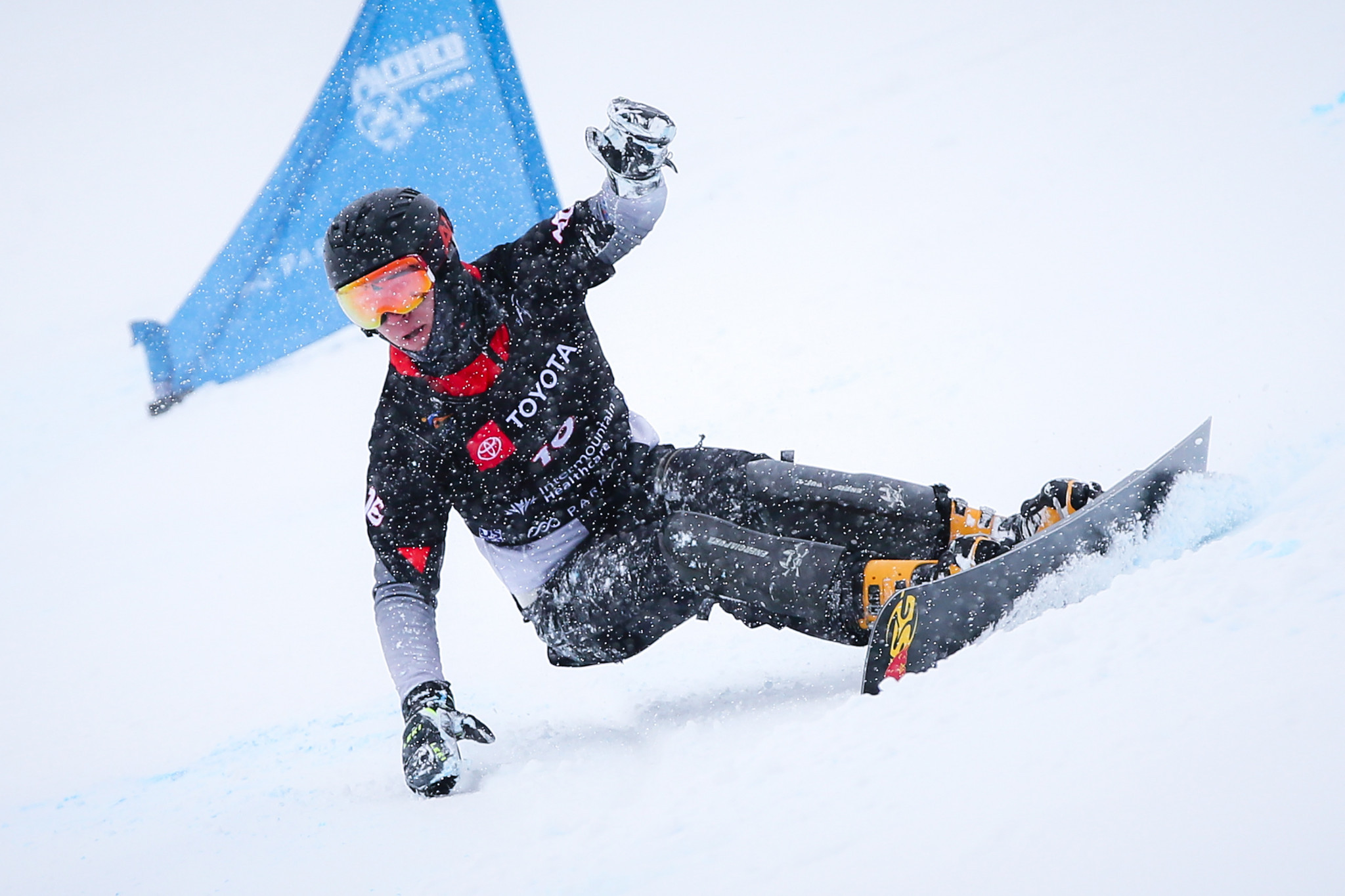Loginov to defend slalom titles at FIS Snowboard World Championships in Rogla
