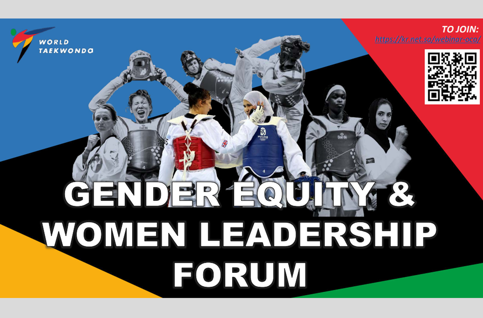 World Taekwondo to stage second Gender Equity and Leadership Forum