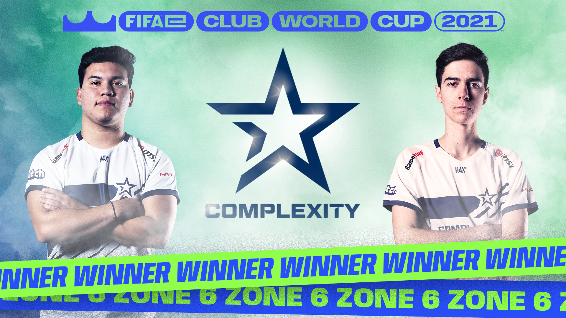 Concluding zone winners decided at FIFAe Club World Cup