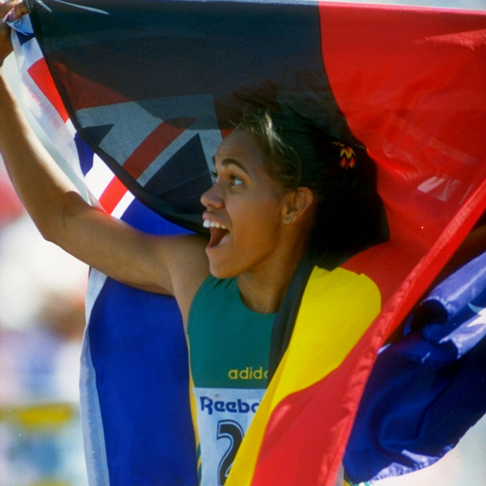 Cathy Freeman ©Getty Images