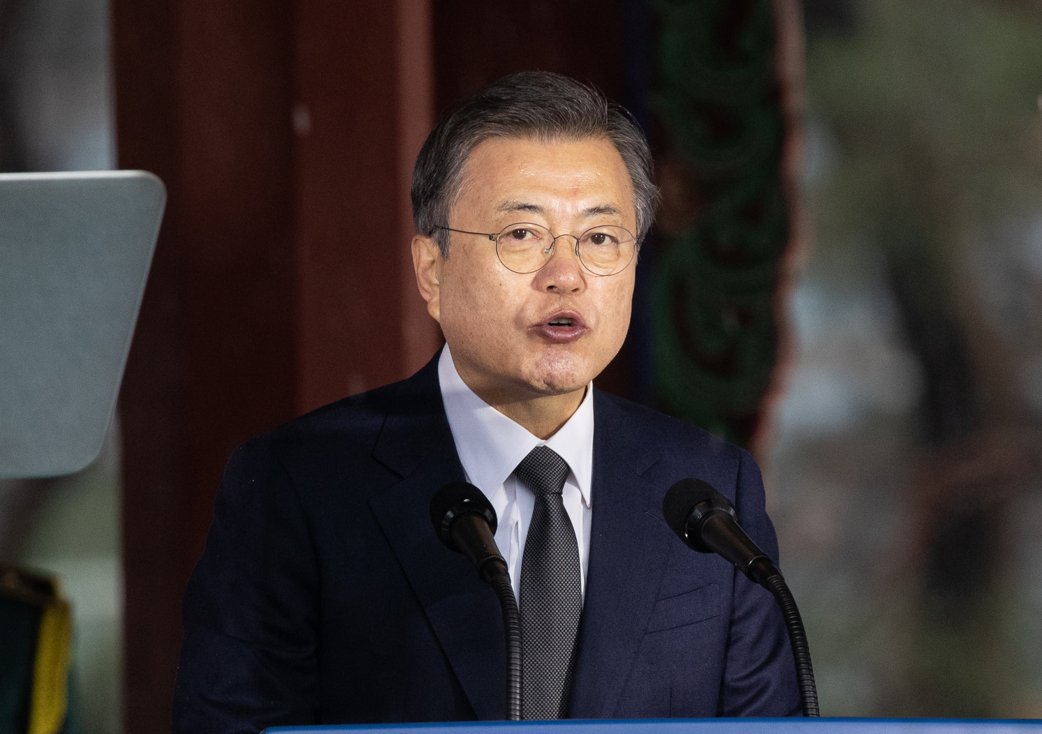 President Moon hopeful Tokyo 2020 will be opportunity for dialogue between North and South Korea