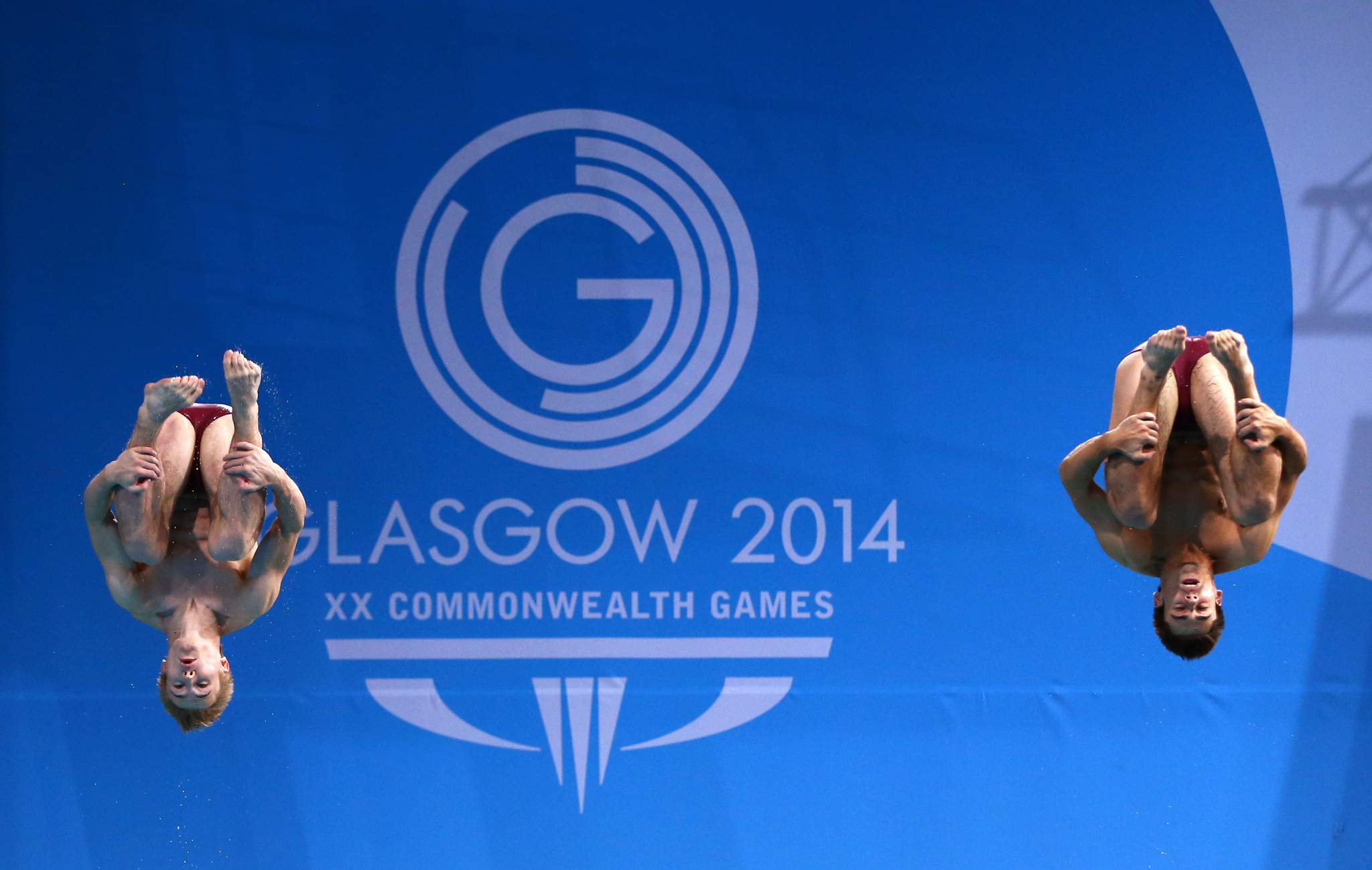 An acclaimed partnership with UNICEF was part of the Glasgow 2014 Commonwealth Games ©Getty Images
