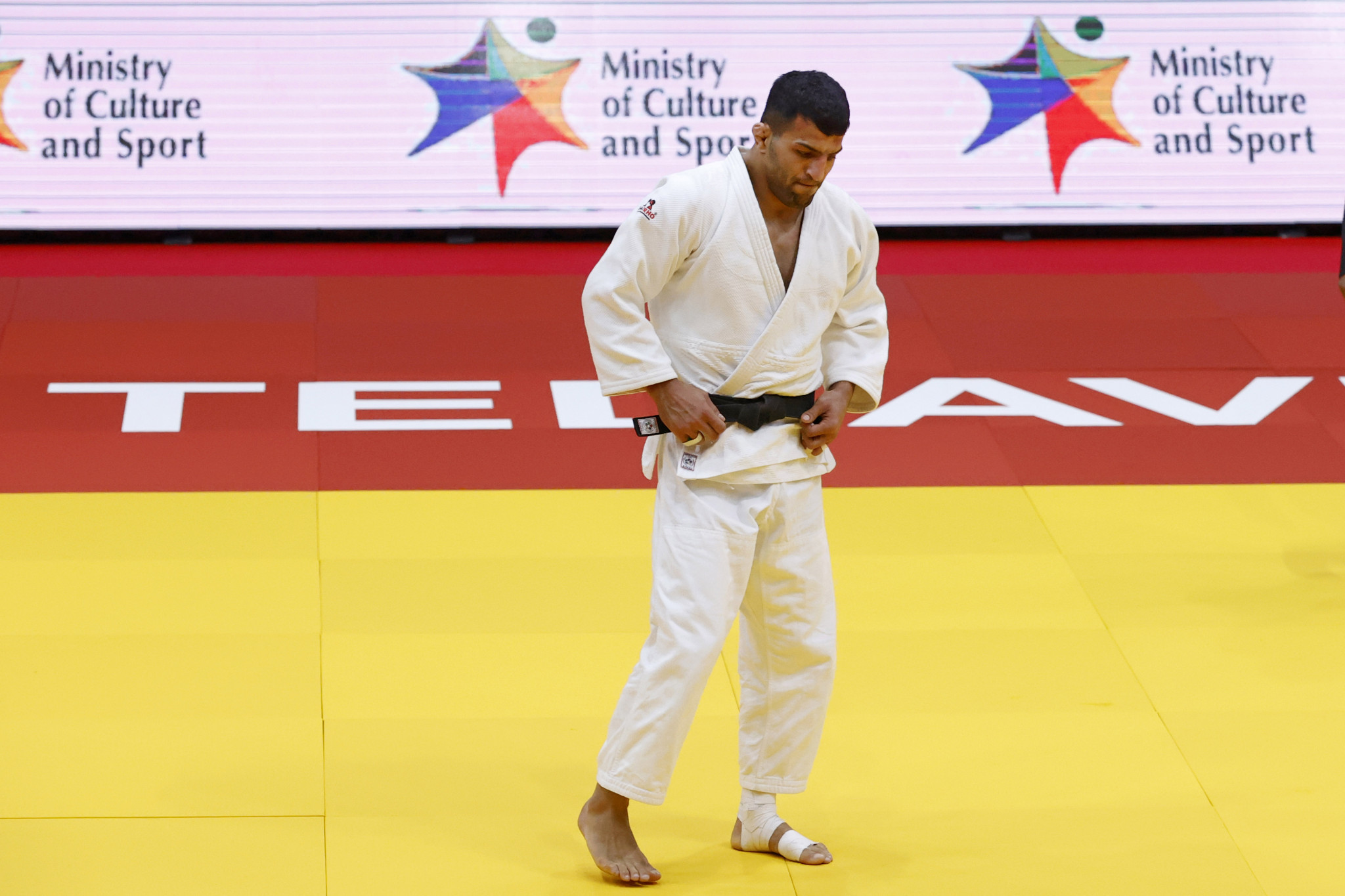 The case centred around the Iran Judo Federation's treatment of Saeid Mollaei ©Getty Images