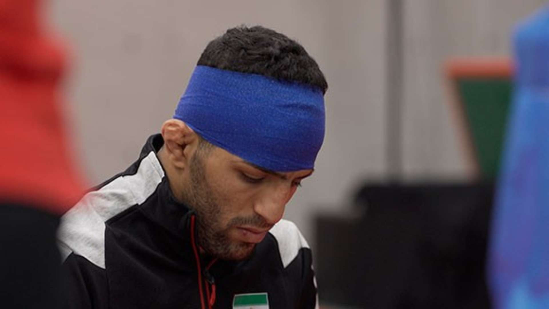 Saeid Mollaei said he was threatened by Iranian officials at the 2019 World Judo Championships ©IJF
