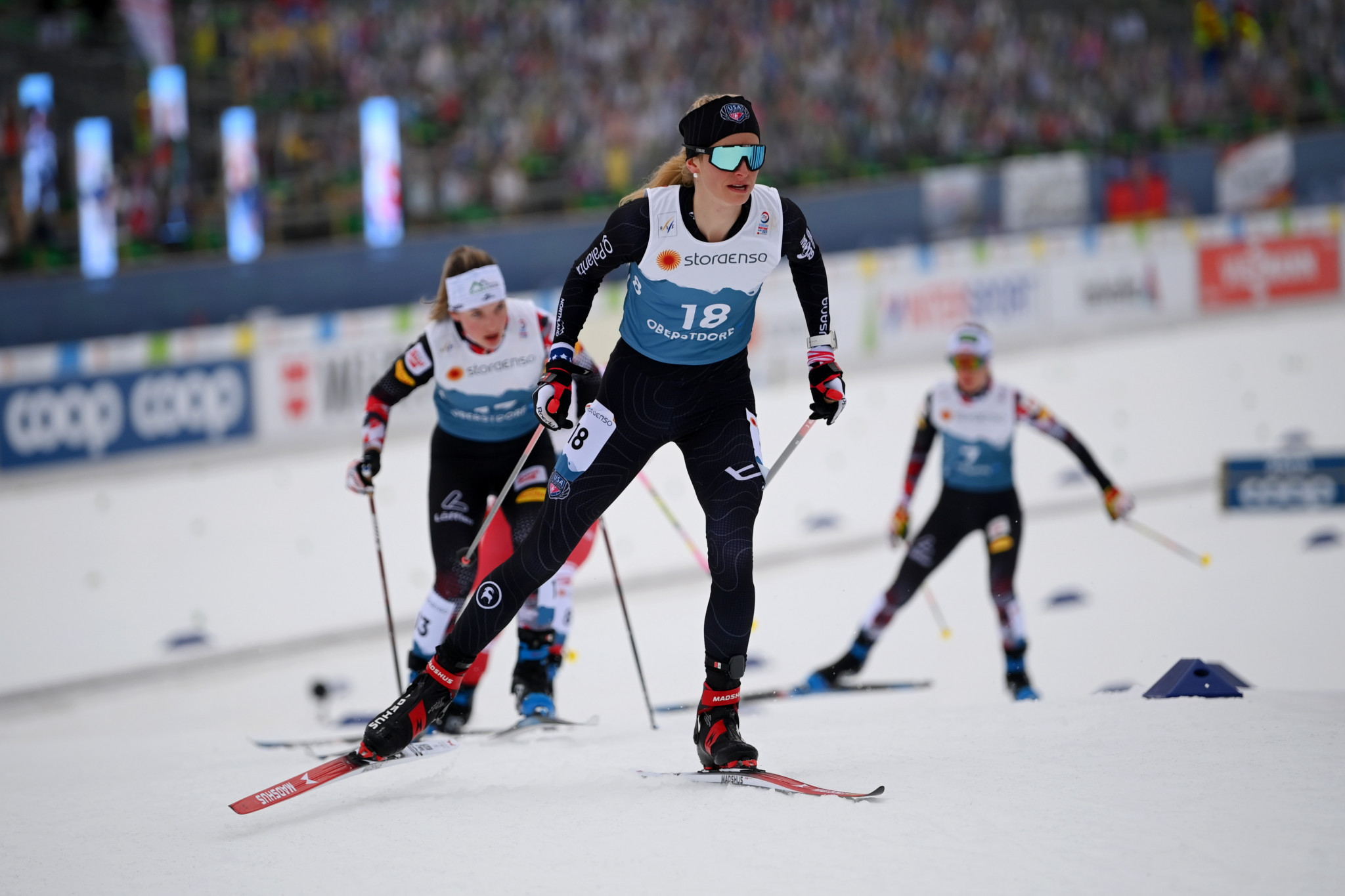 First Women's Nordic Combined crystal globe awarded after curtailed inaugural season