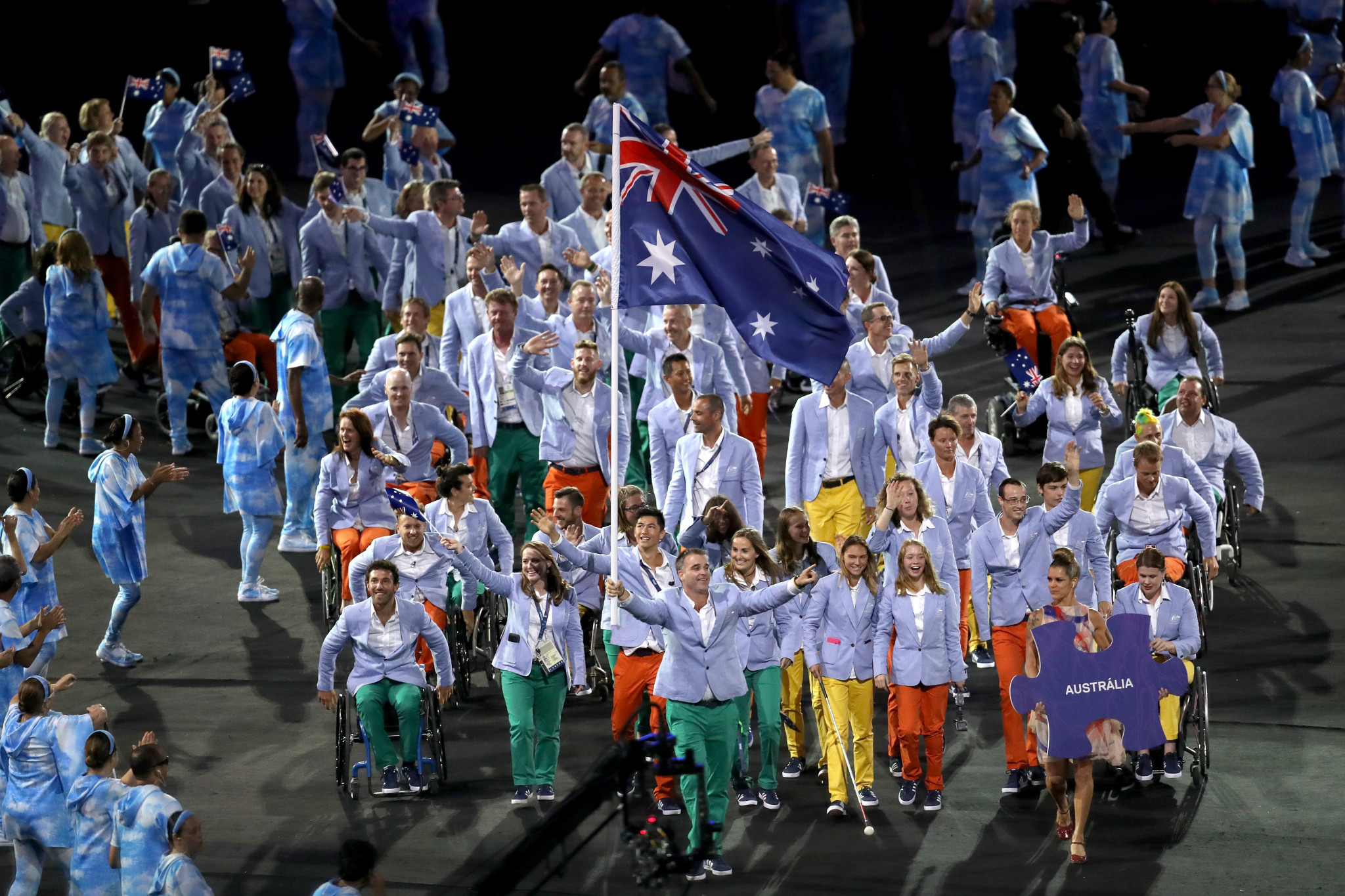 Paralympics Australia has become a participating institution in the National Redress Scheme ©Getty Images