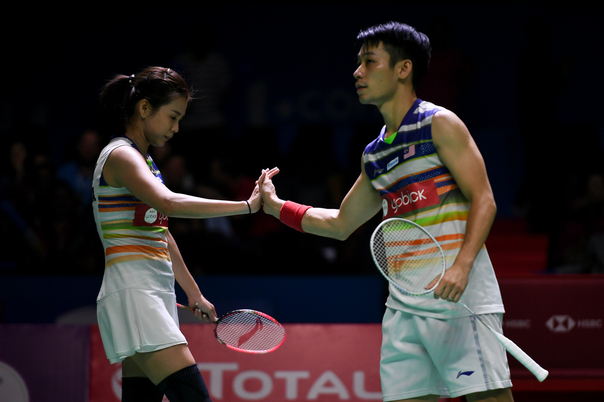 The mixed doubles first round is scheduled to take place tomorrow at the BWF Yonex Swiss Open, with Chan Peng Soon and Goh Liu Ying of Malaysia the top seeds ©Getty Images