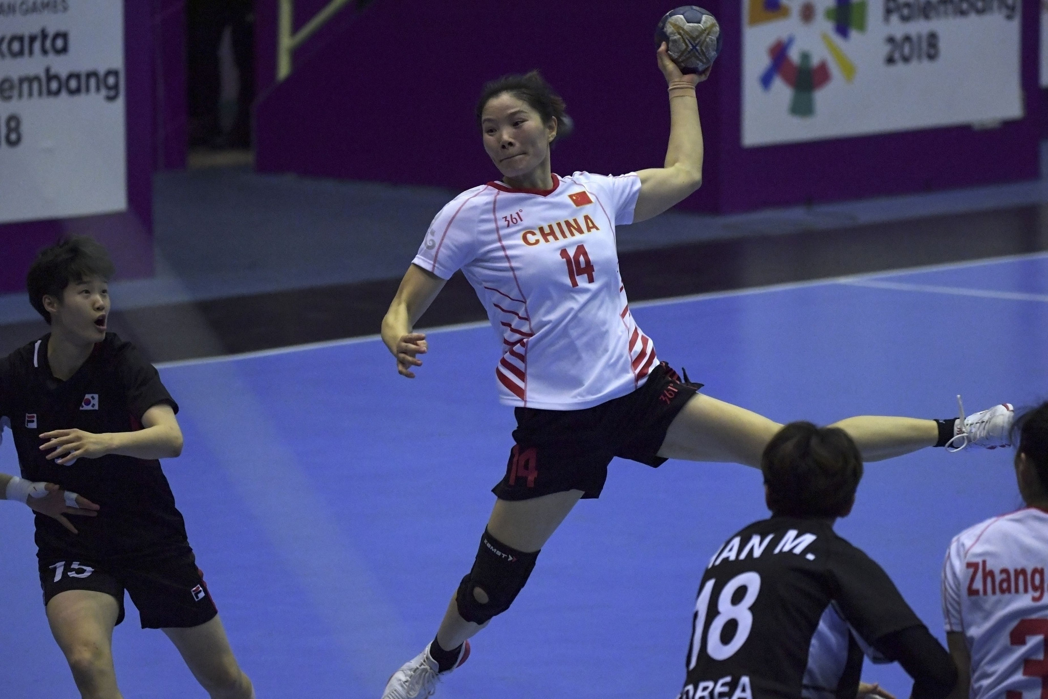 China have pulled out of women's handball qualifying for Tokyo 2020 ©Getty Images