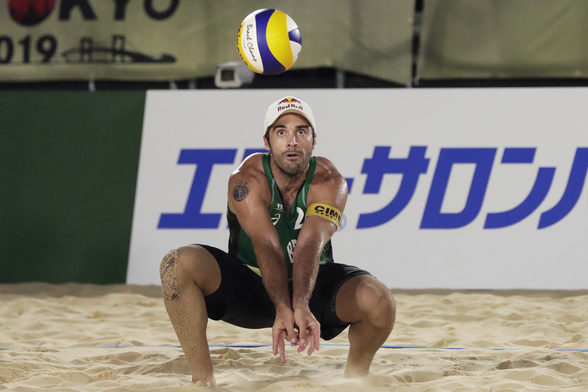 Olympic beach volleyball champion Schmidt leaves hospital after COVID-19 battle