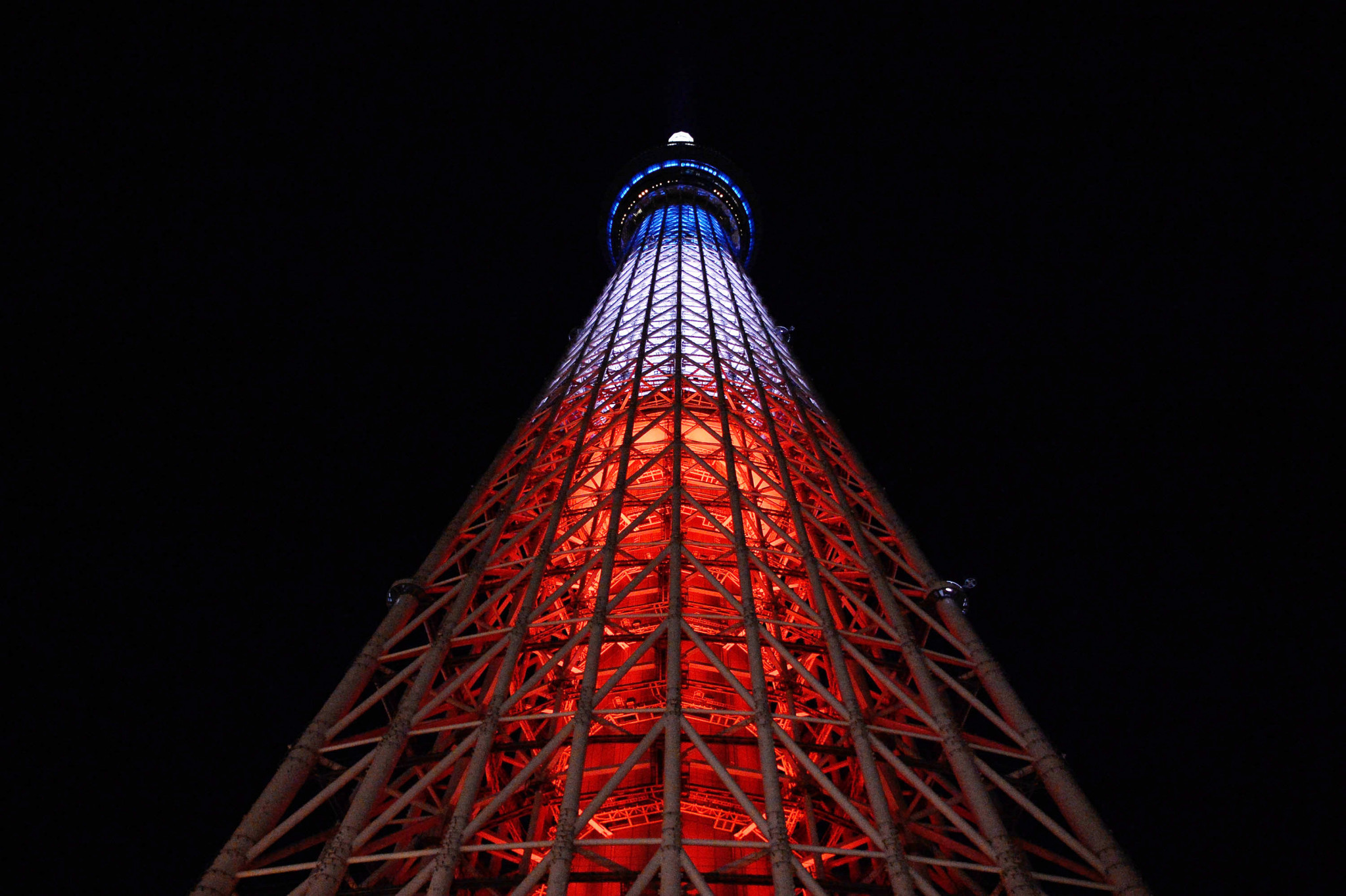 The Tokyo leg of the Olympic Torch Relay will include a visit to the Skytree observation deck ©Getty Images