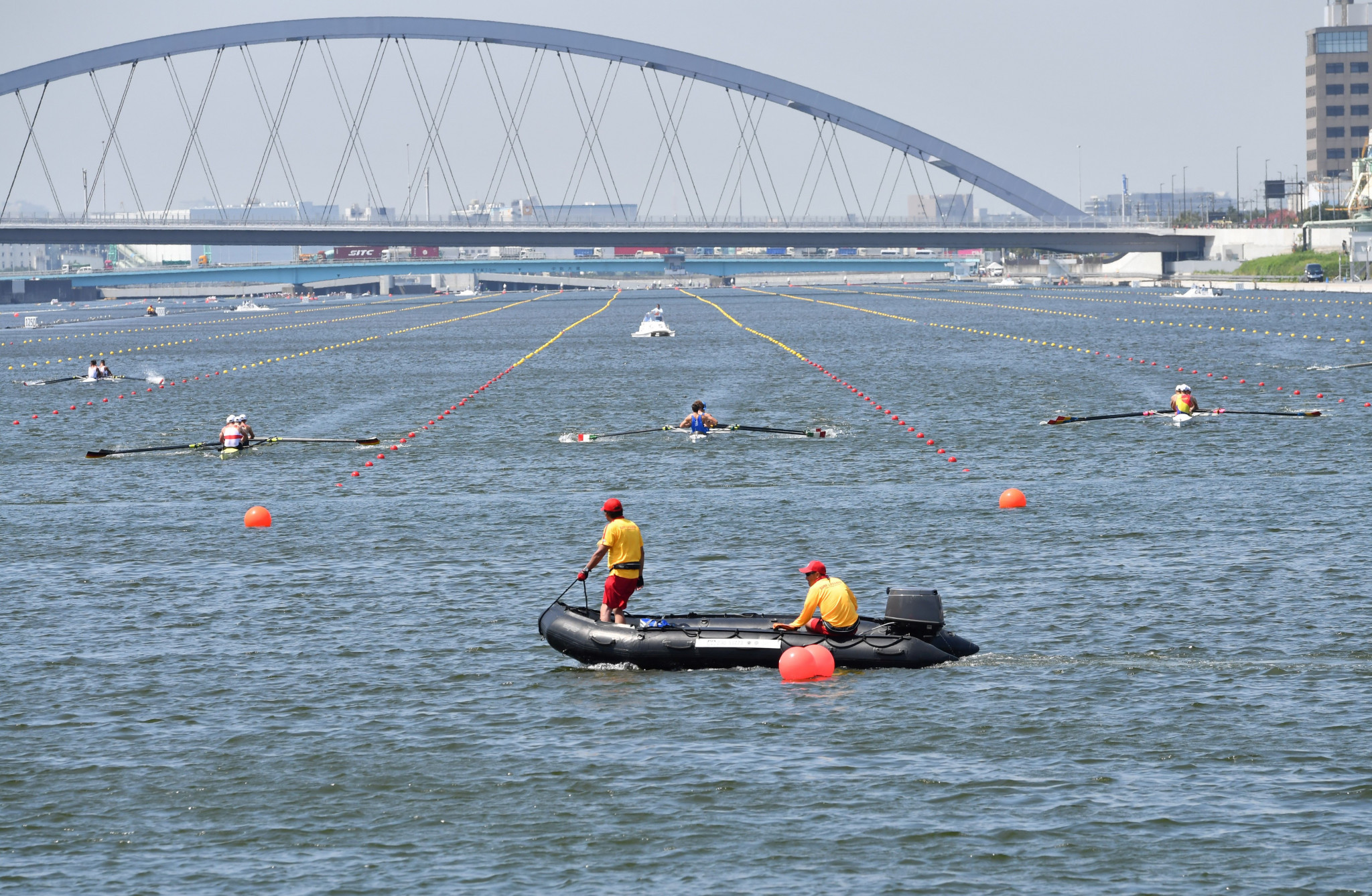World Rowing to decide status of Asia and Oceania qualifier for Tokyo 2020 next week