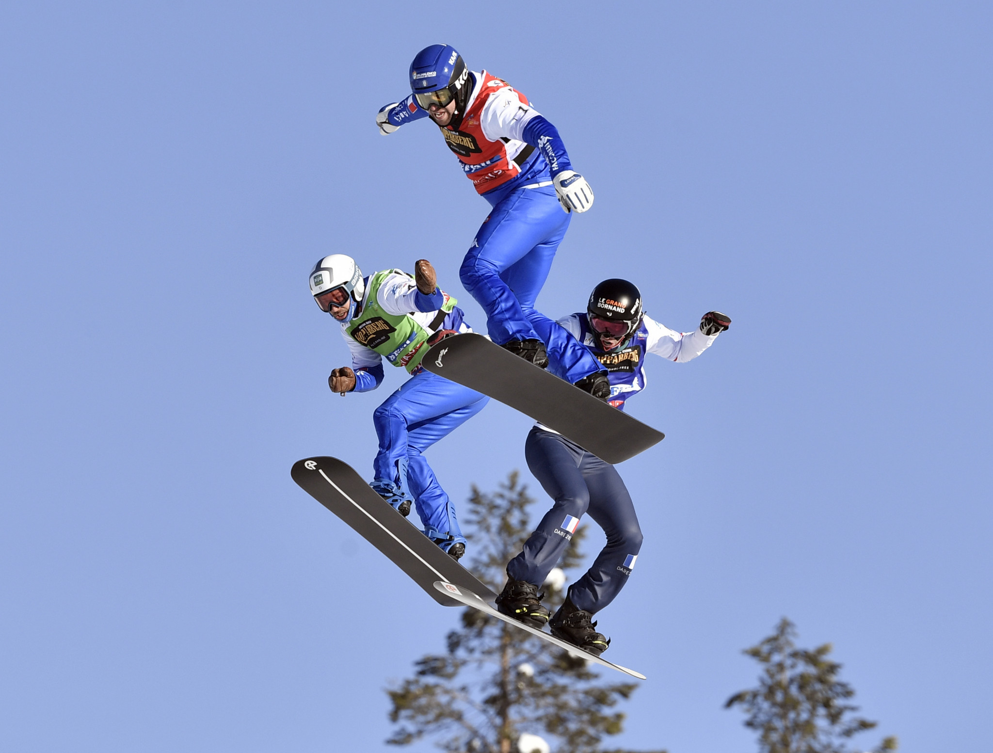 Bakuriani in Georgia is due to host back-to-back Snowboard Cross World Cup ©Getty Images