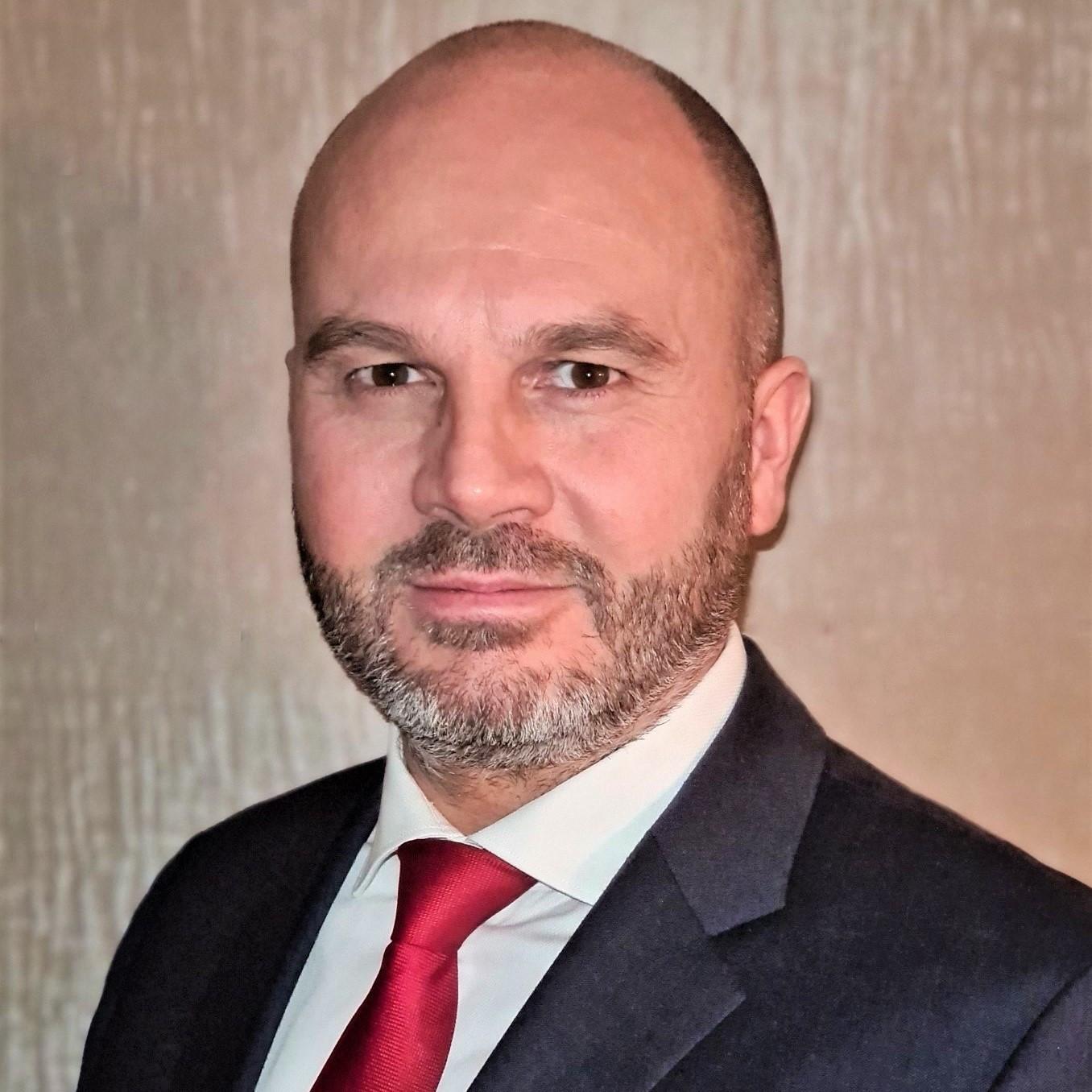 Attila Adamfi is standing for the role of IWF general secretary ©Attila Adamfi