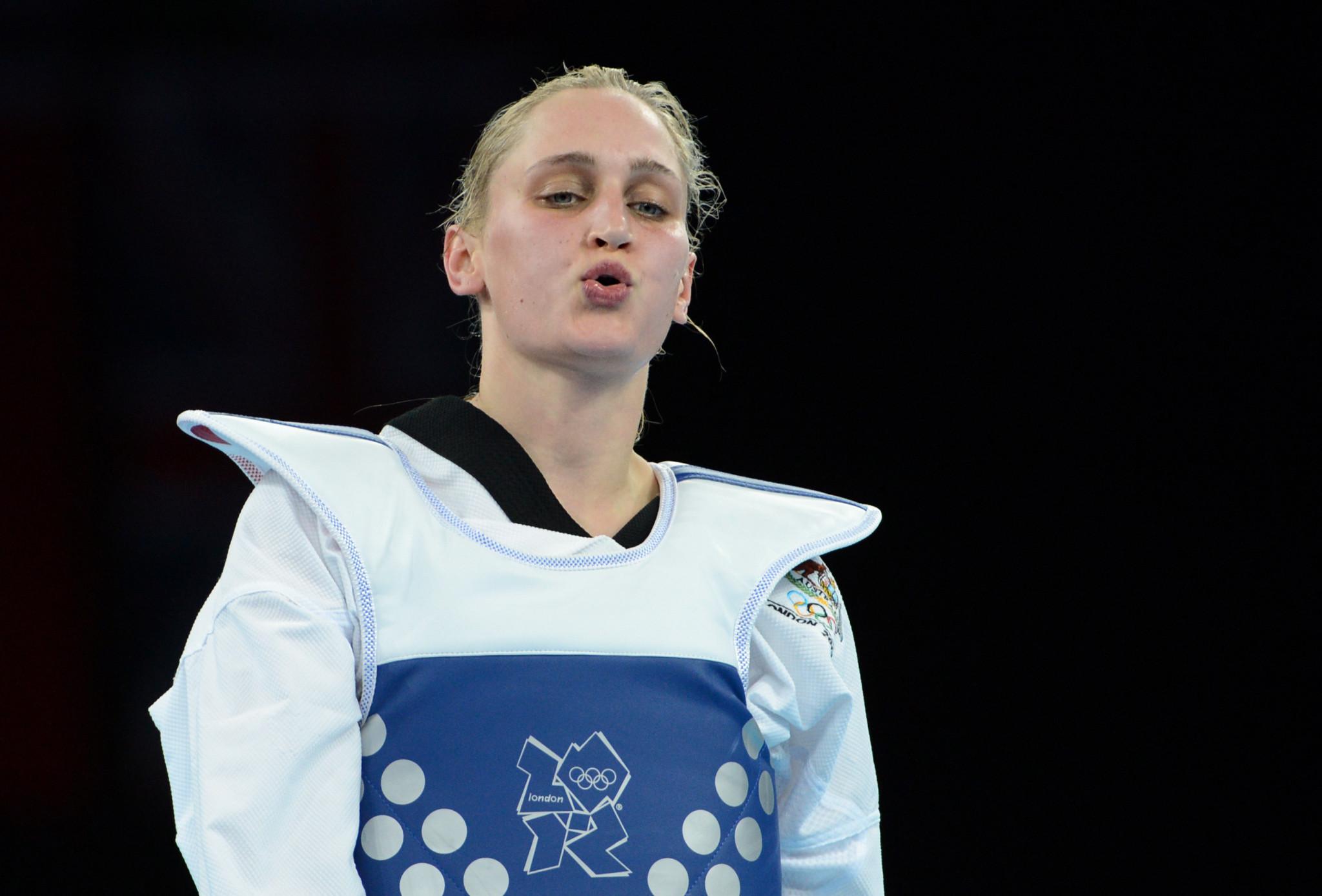 Carmen Marton won World Championship gold for Australia in 2013 ©Getty Images