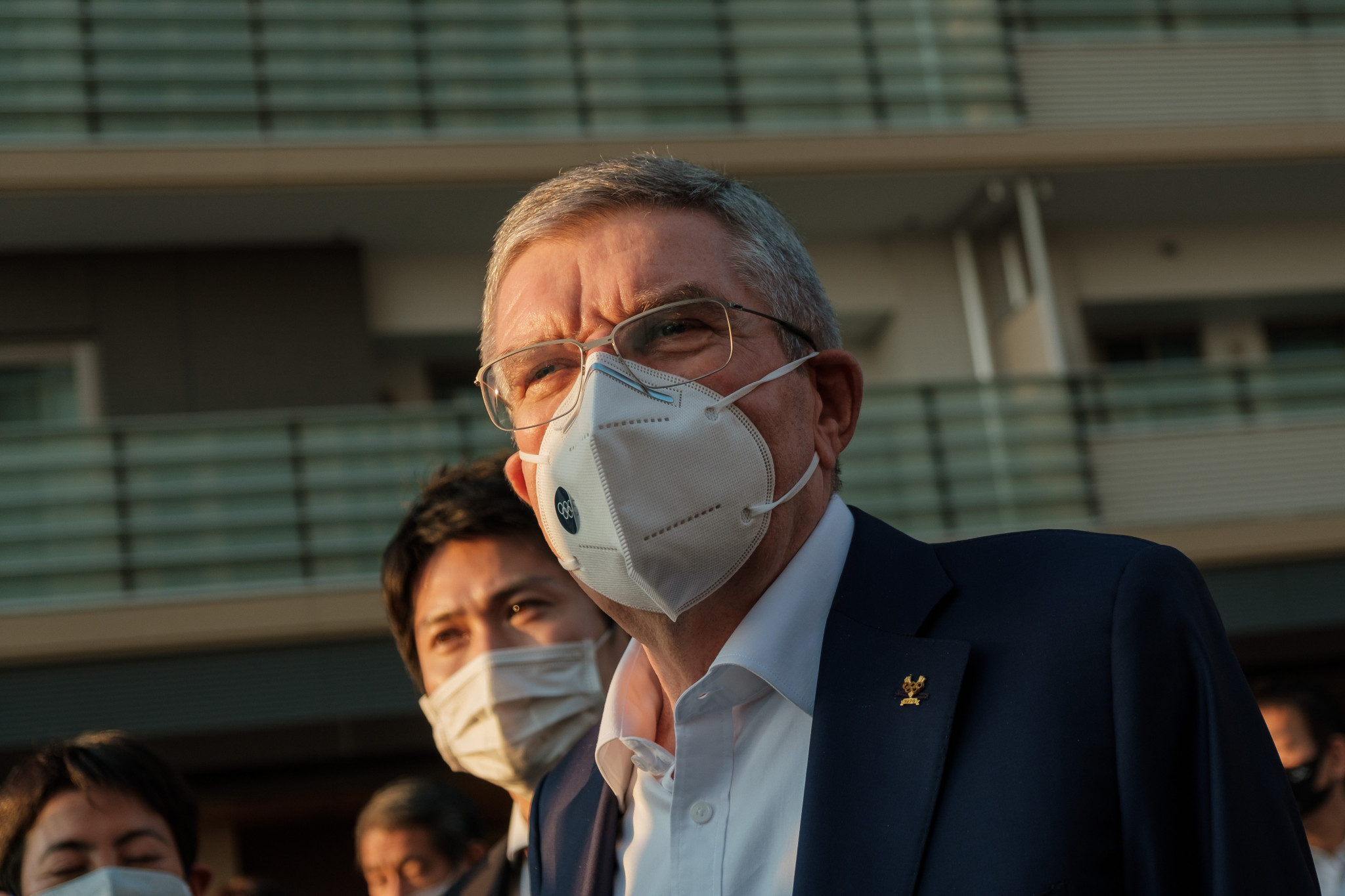IOC President Thomas Bach has pledged to ensure the population of Japan during Tokyo 2020 ©Getty Images