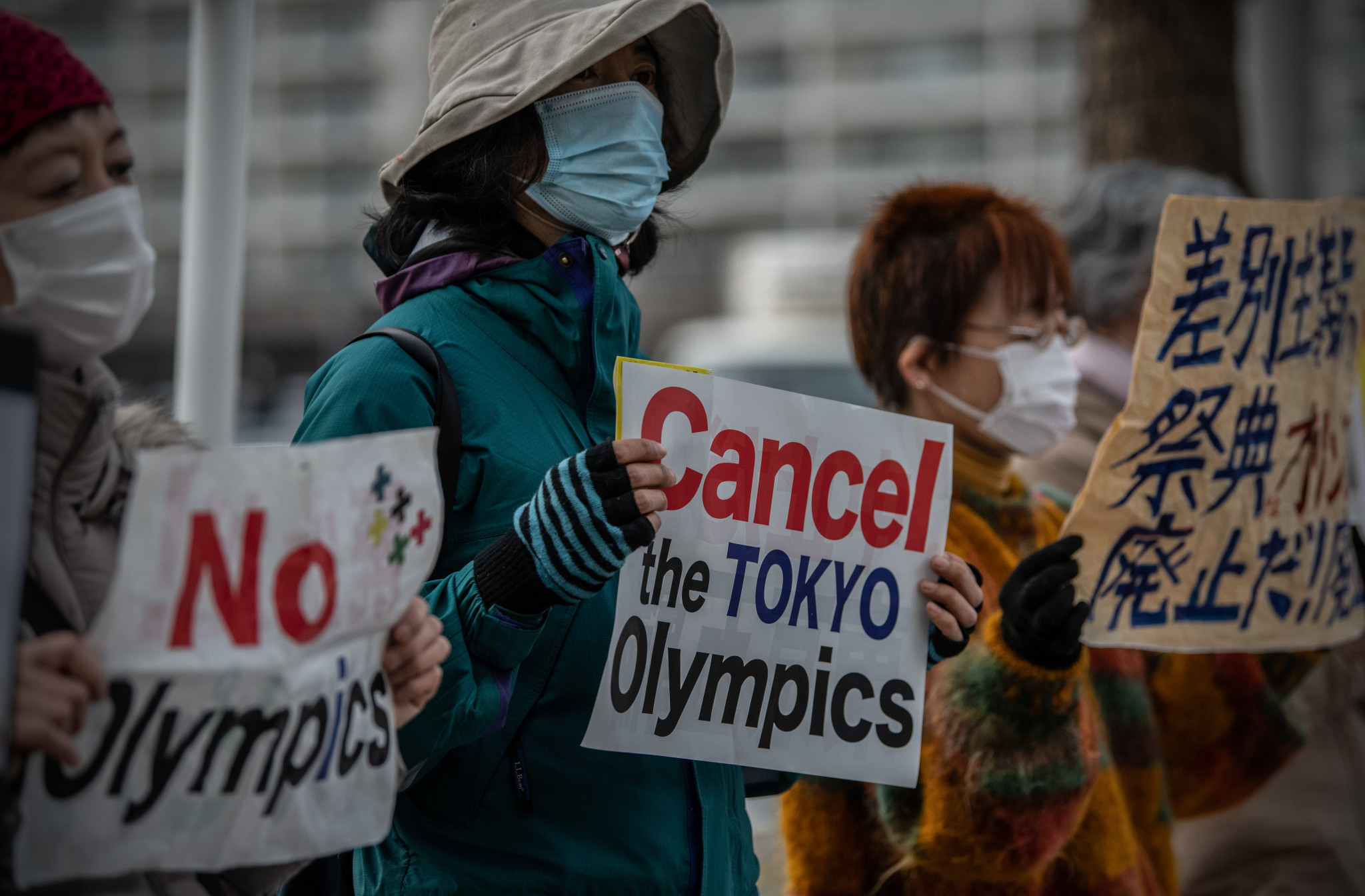 Poll says majority of Japanese public do not want Olympic Games to happen this year