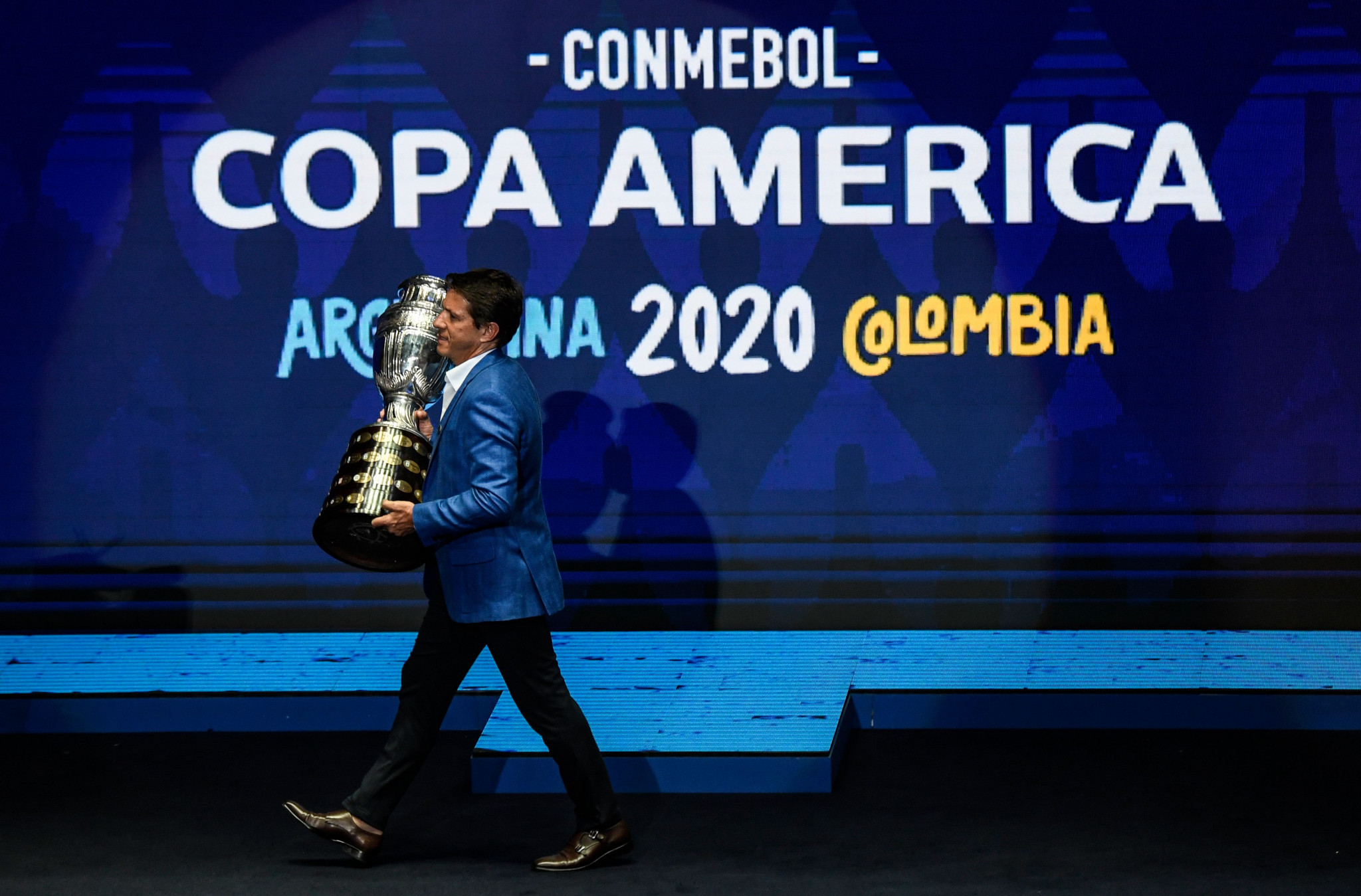 Organisers want 30 per cent capacity crowds at 2021 Copa América
