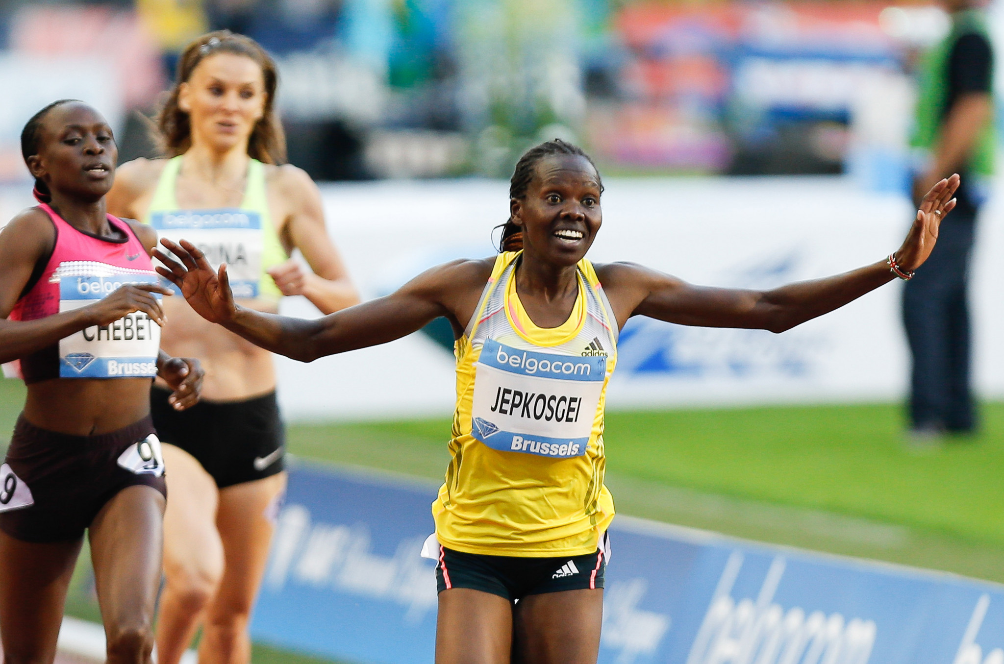 Jepkosgei given three-year ban after faking car crash to explain whereabouts failure