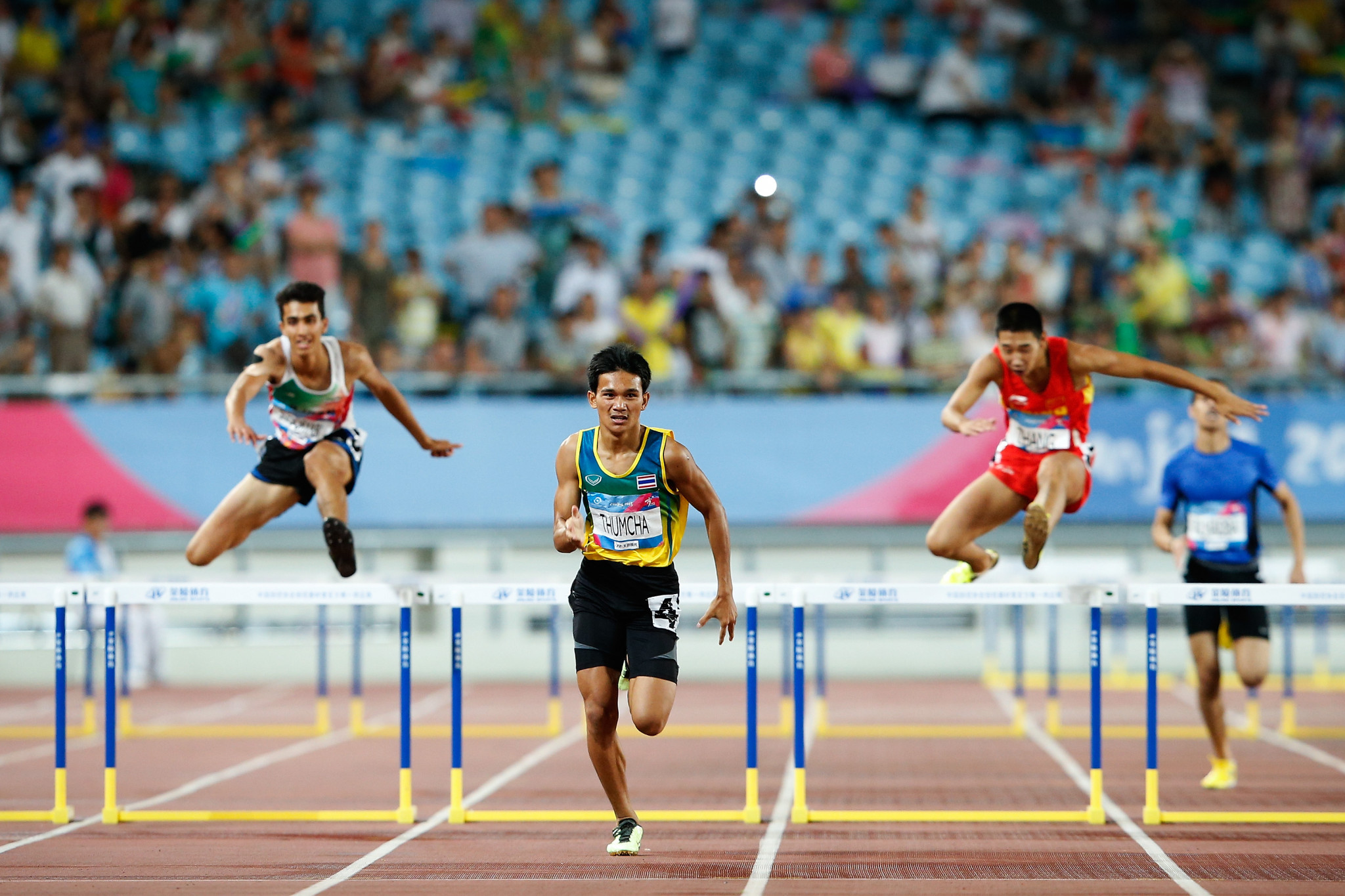 Nanjing in China hosted the last Asian Youth Games in 2013 ©Getty Images