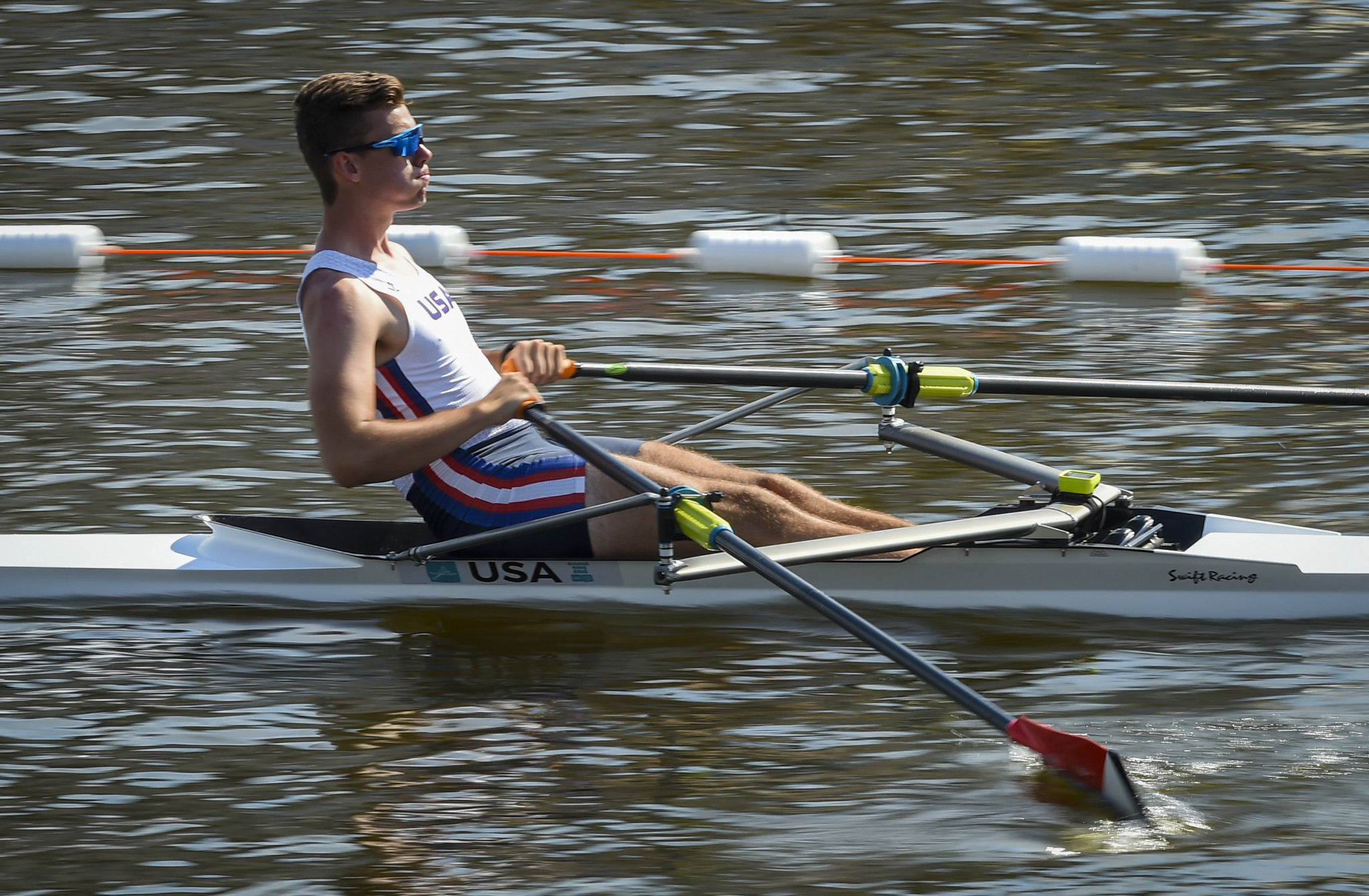 Americas Olympic and Paralympic rowing qualifier to get underway in Rio de Janeiro