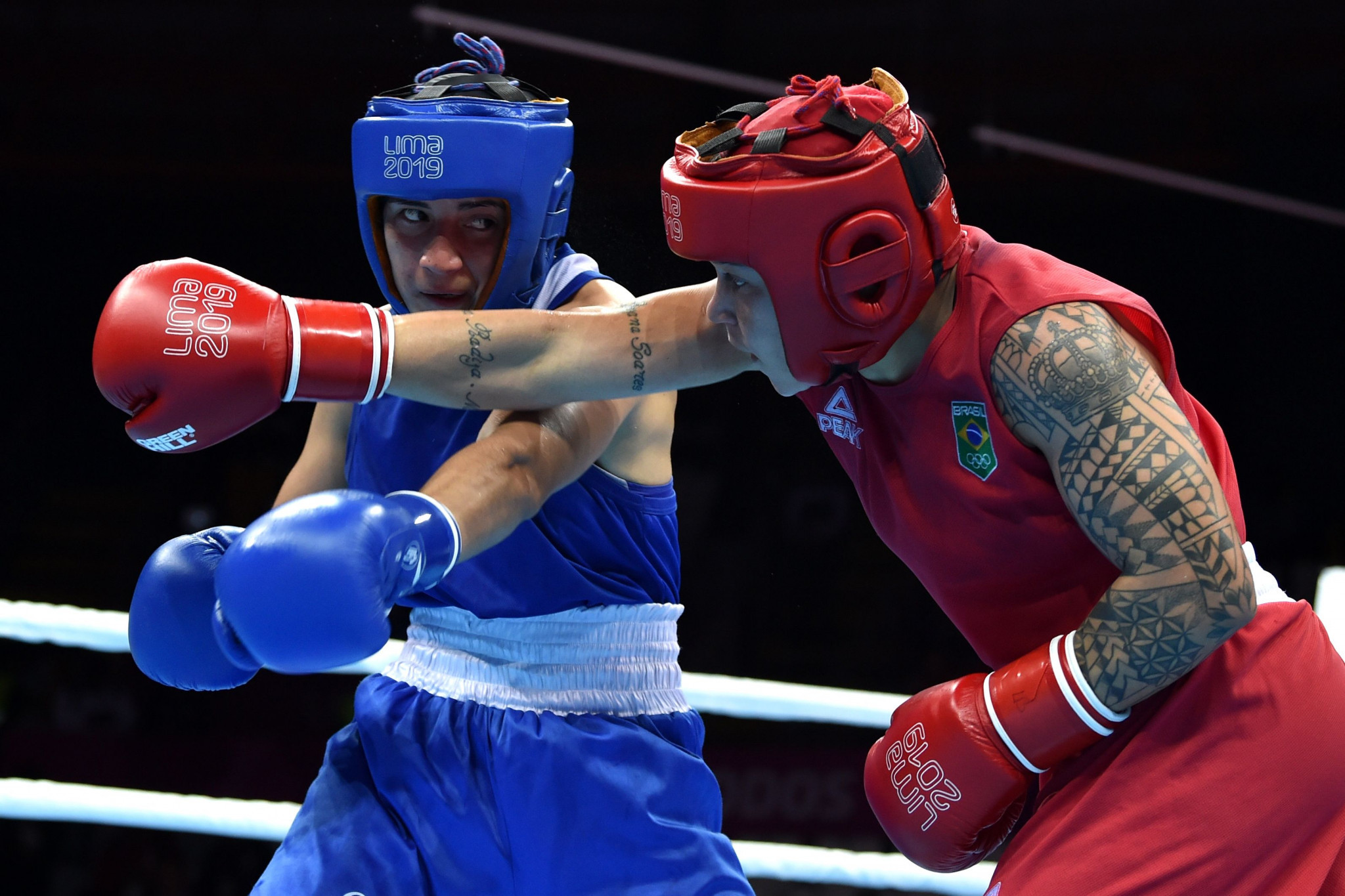 The new style aims to help athletes from striking-based combat sports such as boxing transition  ©Getty Images