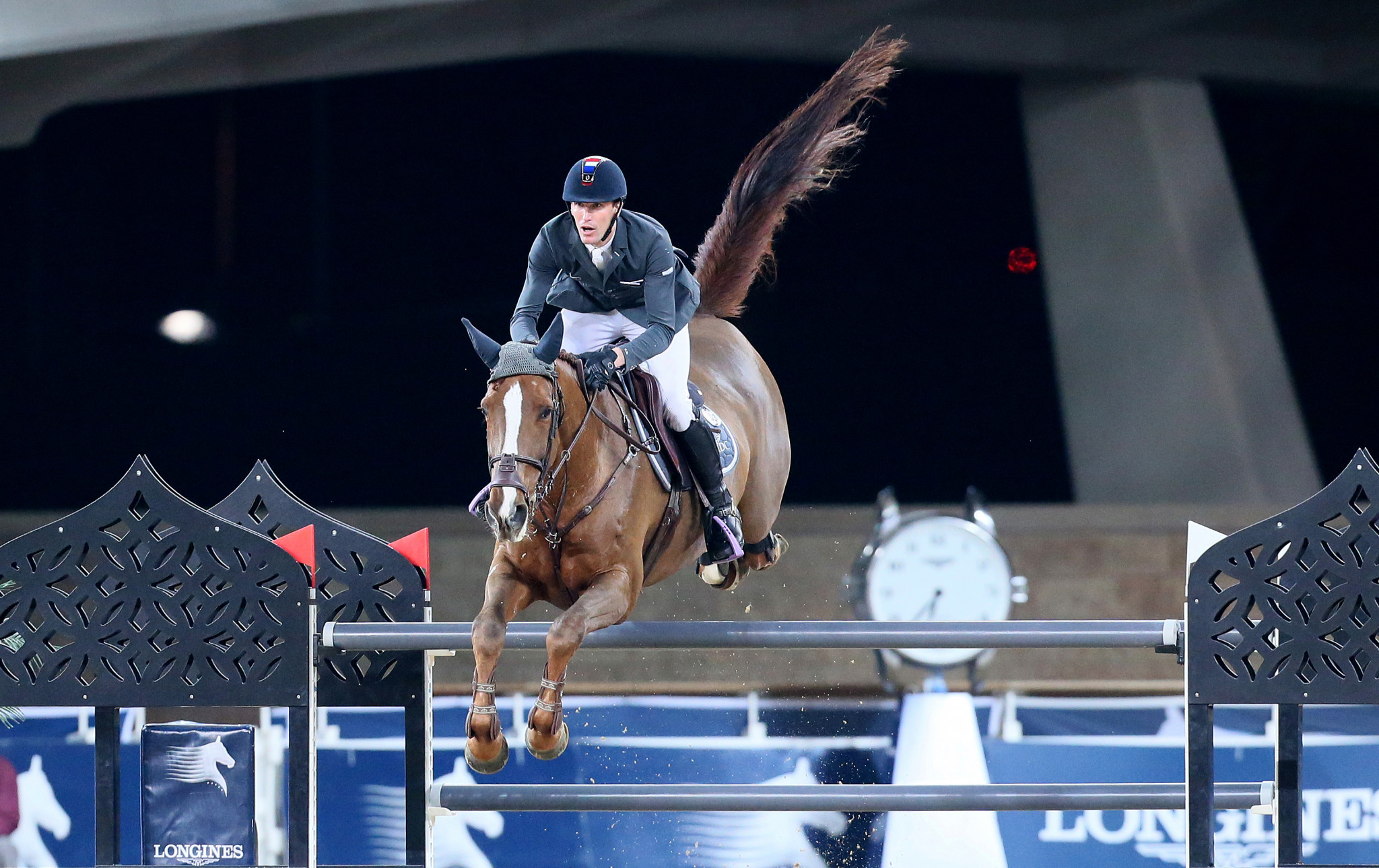 Doha is set to host the Longines Global Champions Tour and Global Champions League season-opener ©Getty Images