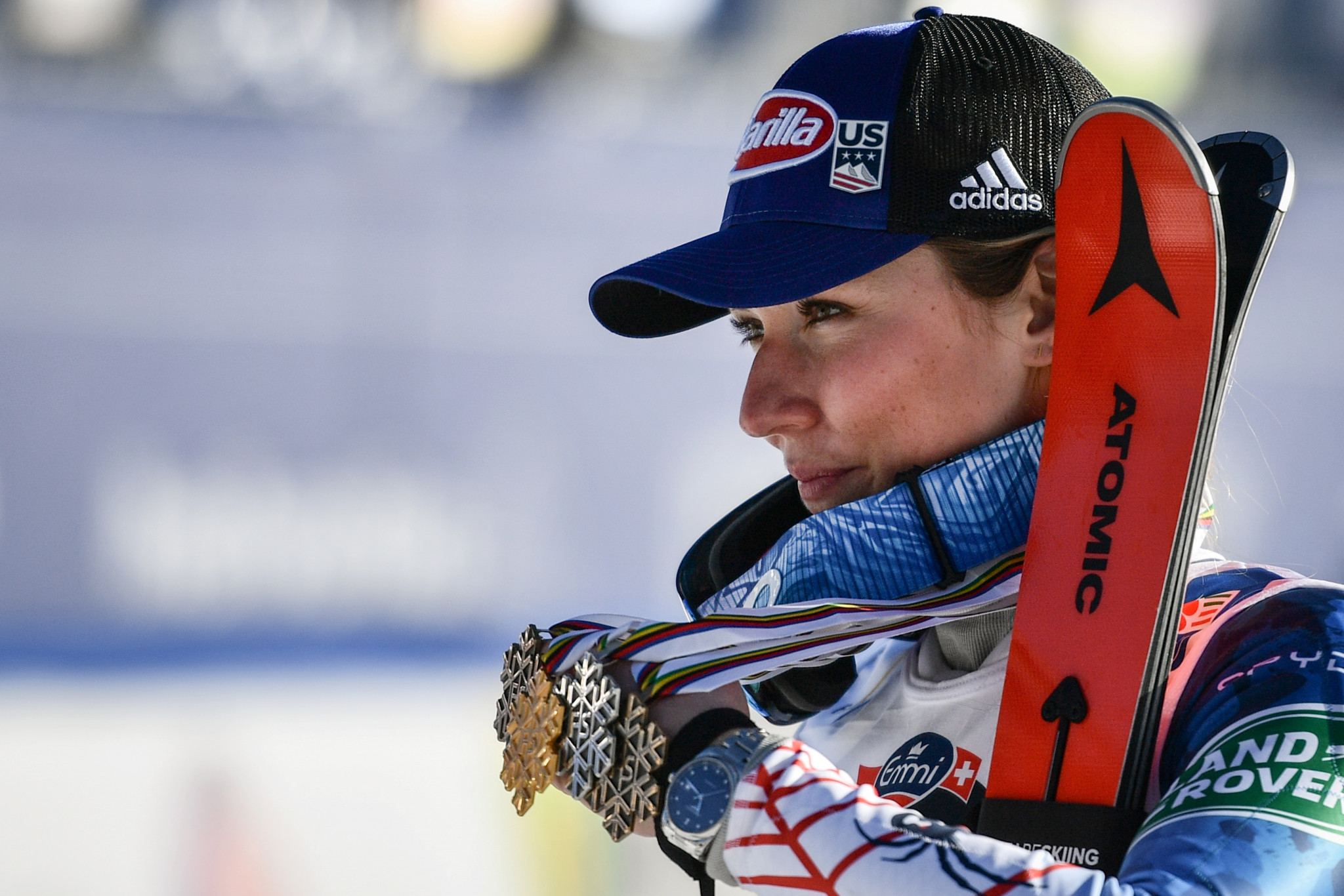 "Shiffrin calls for ""more consideration"" when selecting Olympic hosts amid Beijing 2022 controversy"