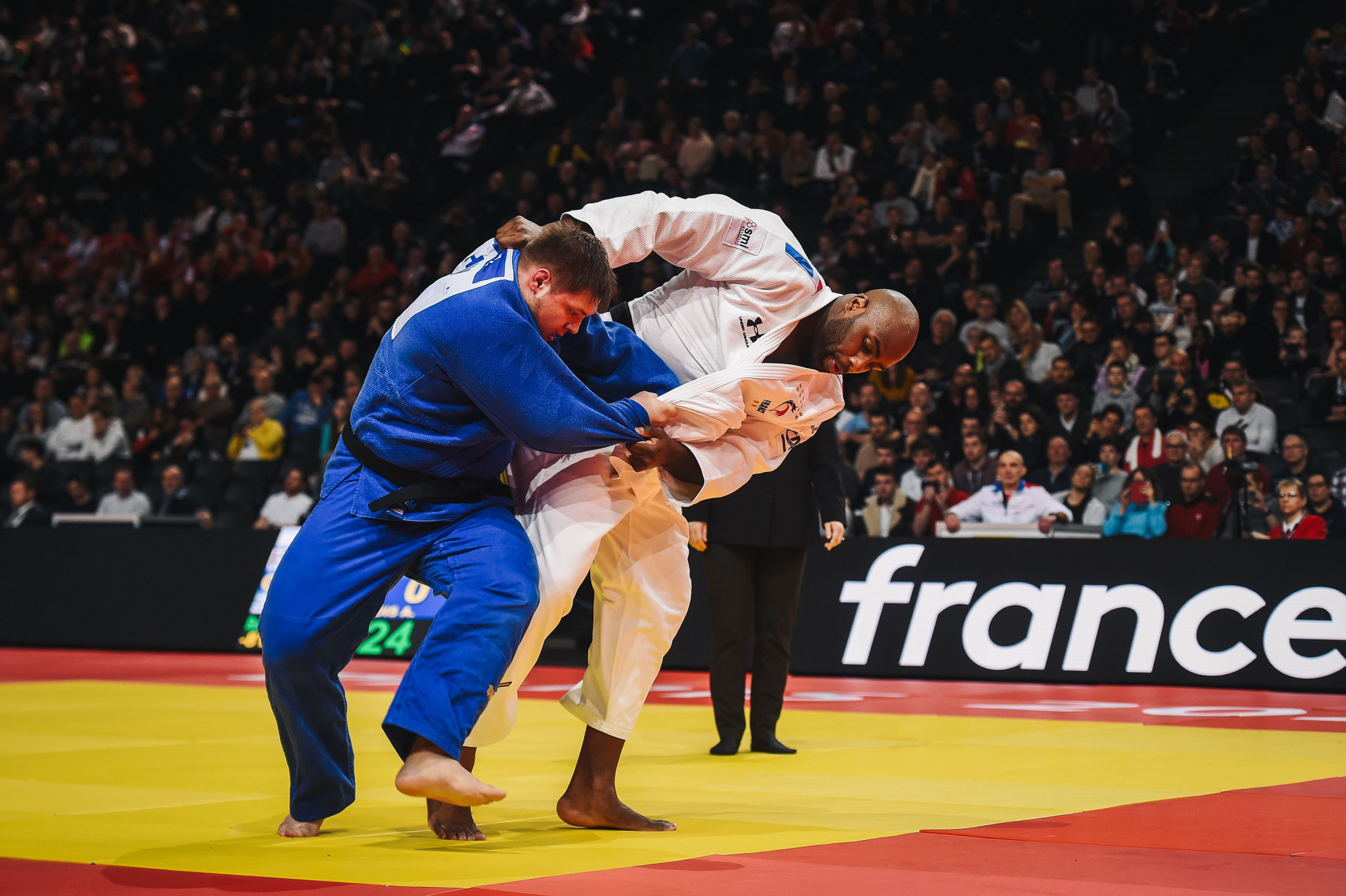 International Judo Federation clarifies decision to postpone Paris Grand Slam