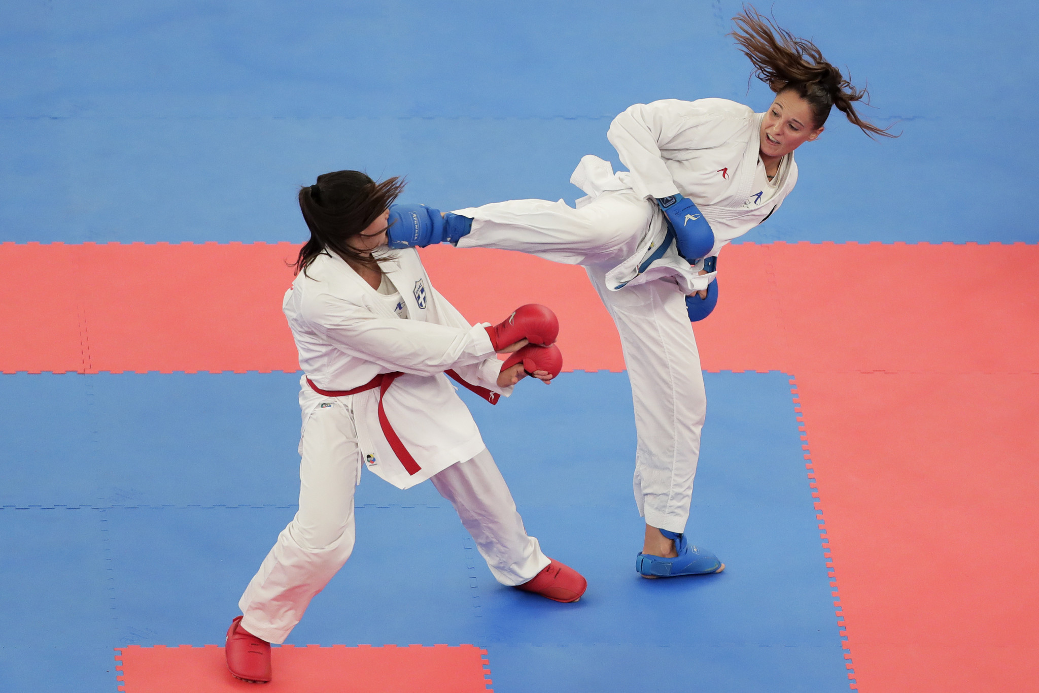 Karate is due to make its Olympic debut at Tokyo 2020 ©Getty Images