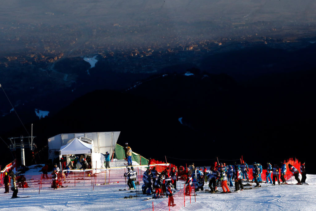 The Championships are taking place in the Bulgarian resort of Bansko ©Getty Images
