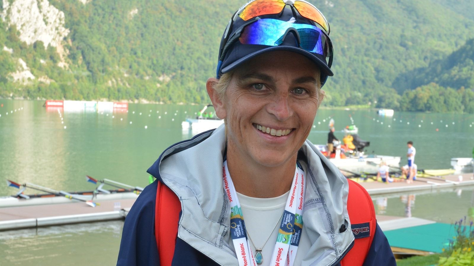 Ellen Minzner is now the full-time director of Para high performance at USRowing ©USRowing