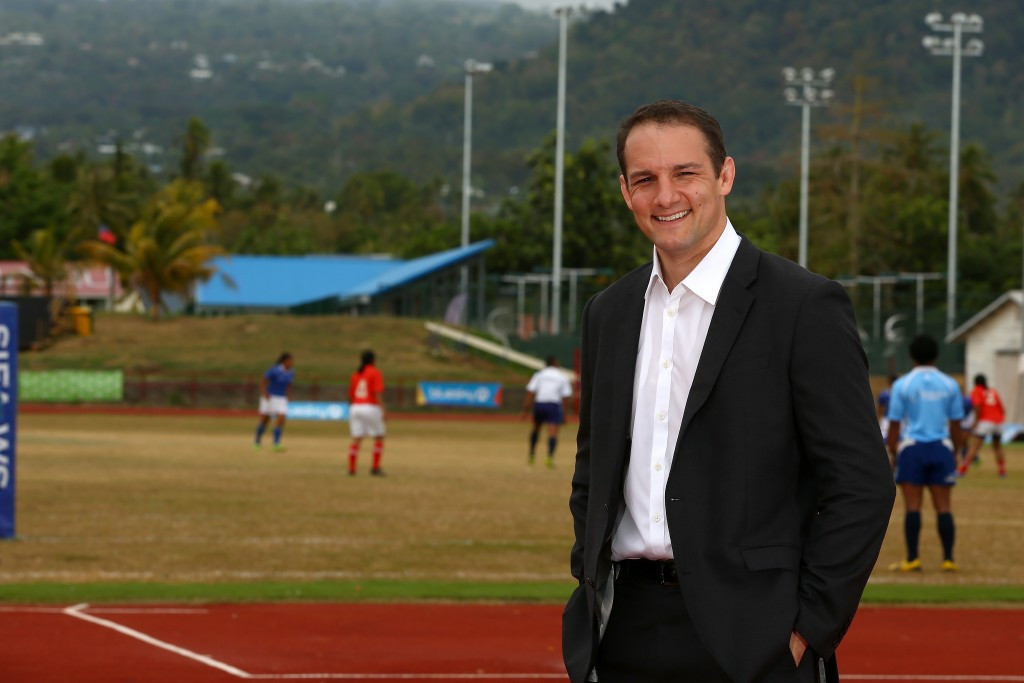 David Grevemberg has led the Commonwealth Games Federation for more than six years ©CGF