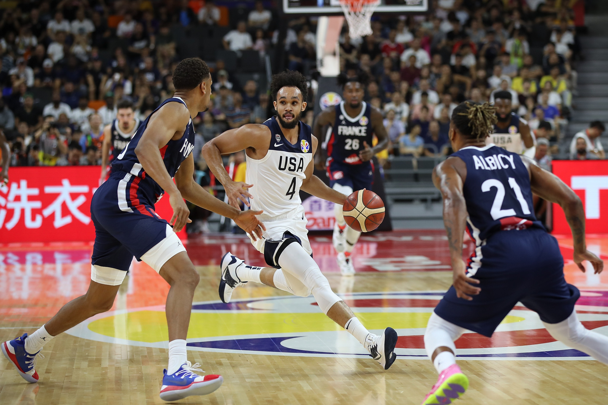 US-France clash to headline first day of Tokyo 2020 basketball tournament
