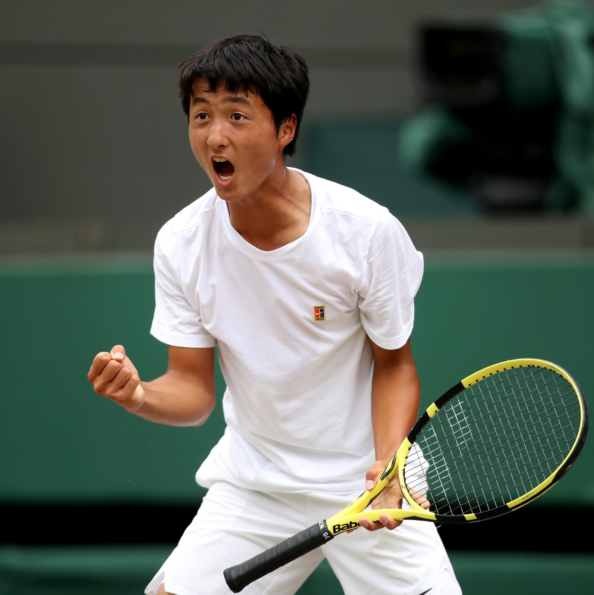 Junior Wimbledon champion Mochizuki to make Davis Cup debut for Japan