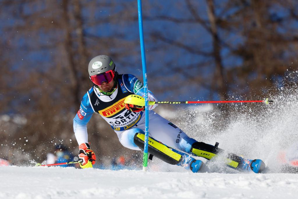 Ritchie takes slalom gold at Alpine Junior World Ski Championships