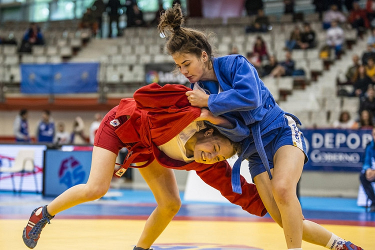 The European Sambo Championships are set to be held in Limassol in May ©FIAS