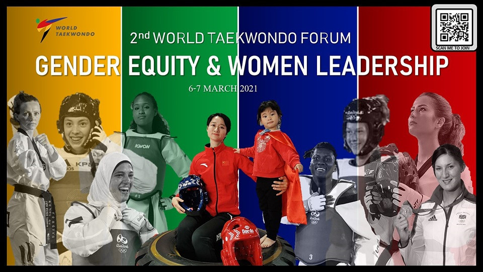 UK Sport chair to speak at World Taekwondo Gender Equity and Leadership Forum