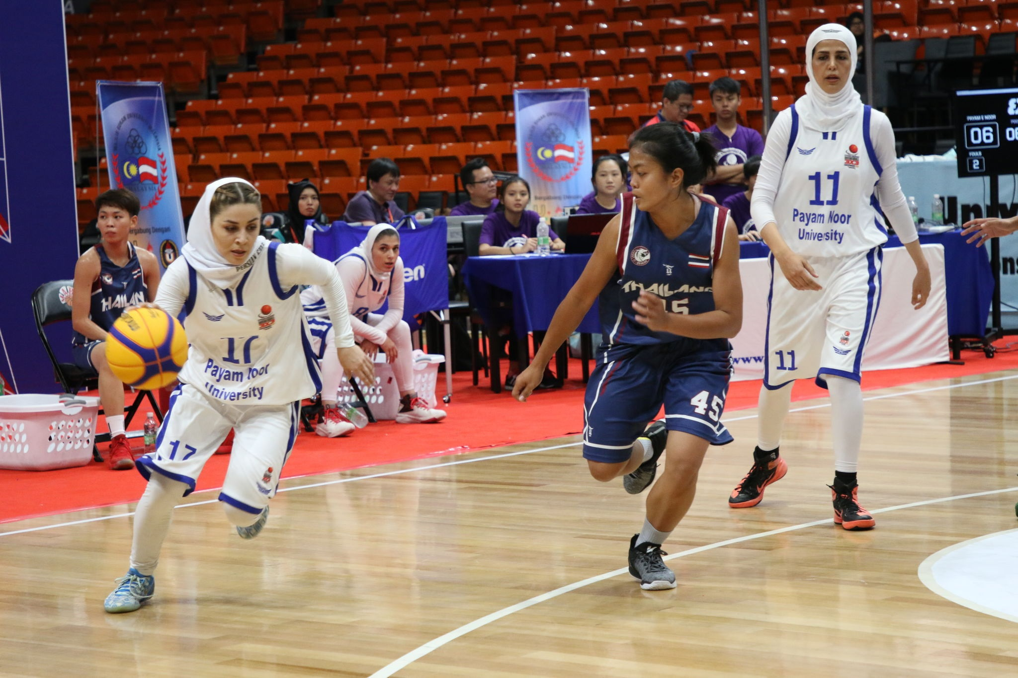 Asian University Sports Federation welcomes increase in female participation