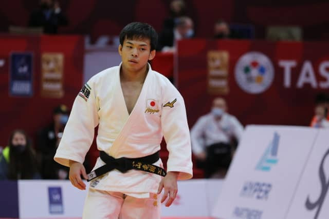 Japan judokas prevail on day one of IJF Tashkent Grand Slam