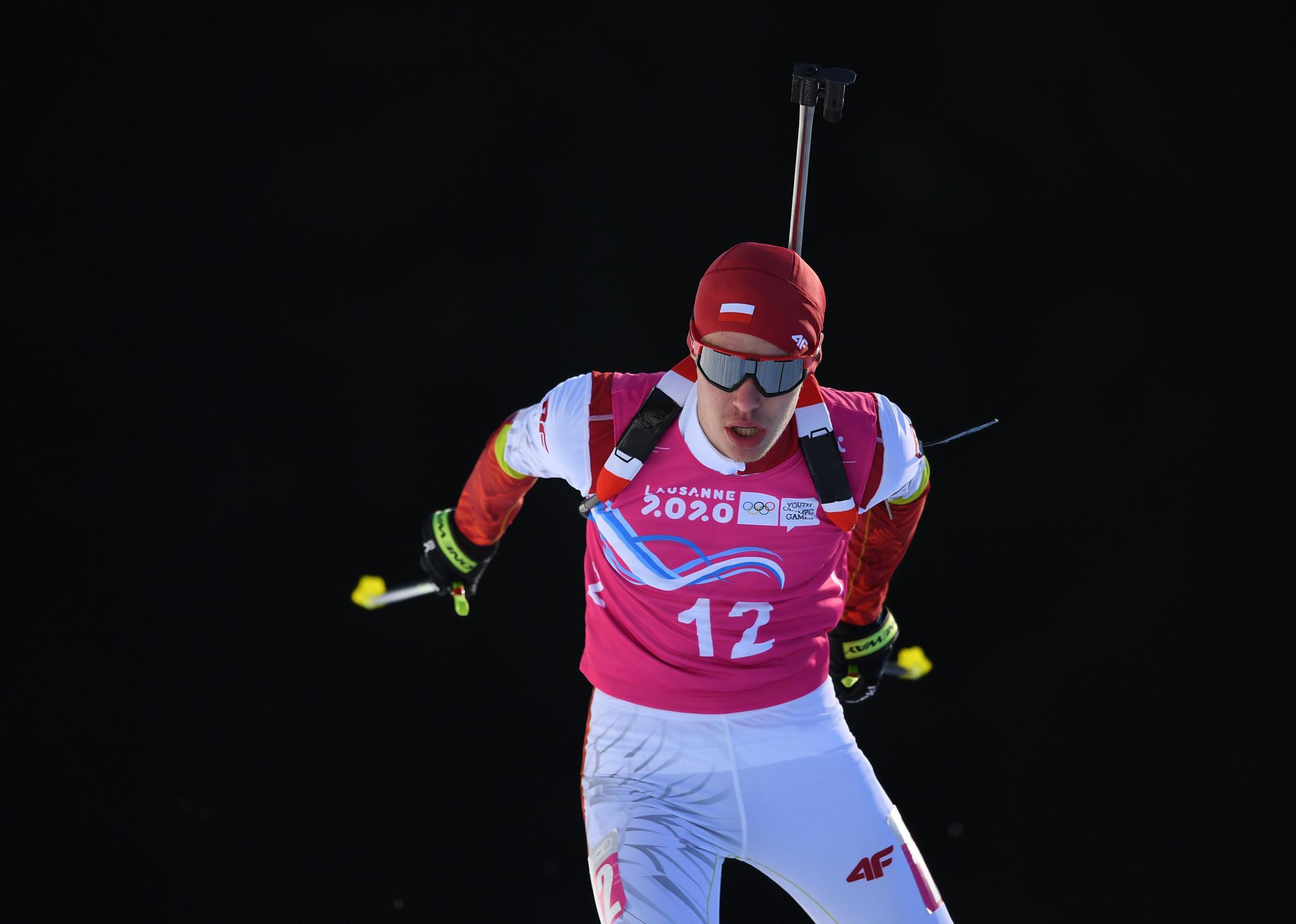 France and Poland win biathlon relays at IBU Youth World Championships