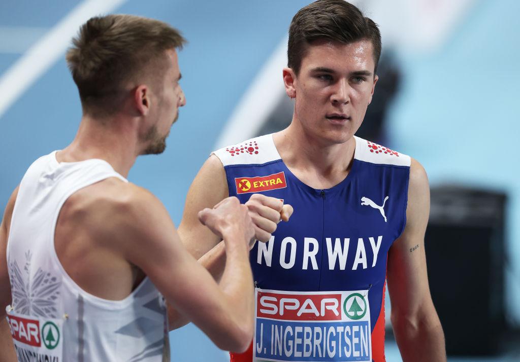 Ingebrigtsen reinstated to 1500m title in Torun as Thiam lays down golden Tokyo 2020 marker