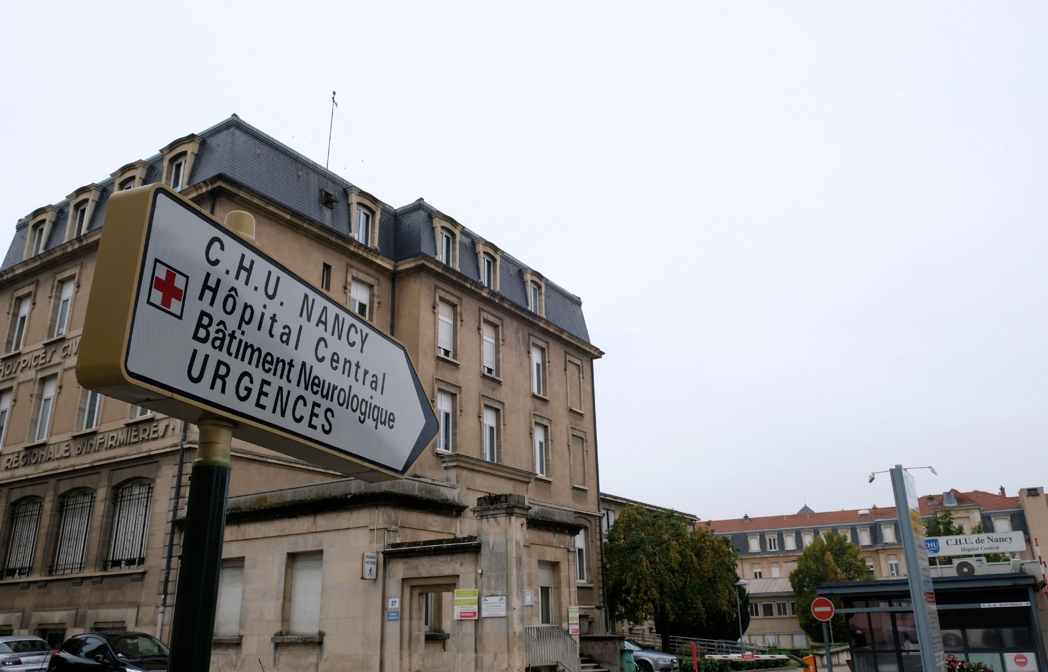 Nancy receives Terre de Jeux label from Paris 2024
