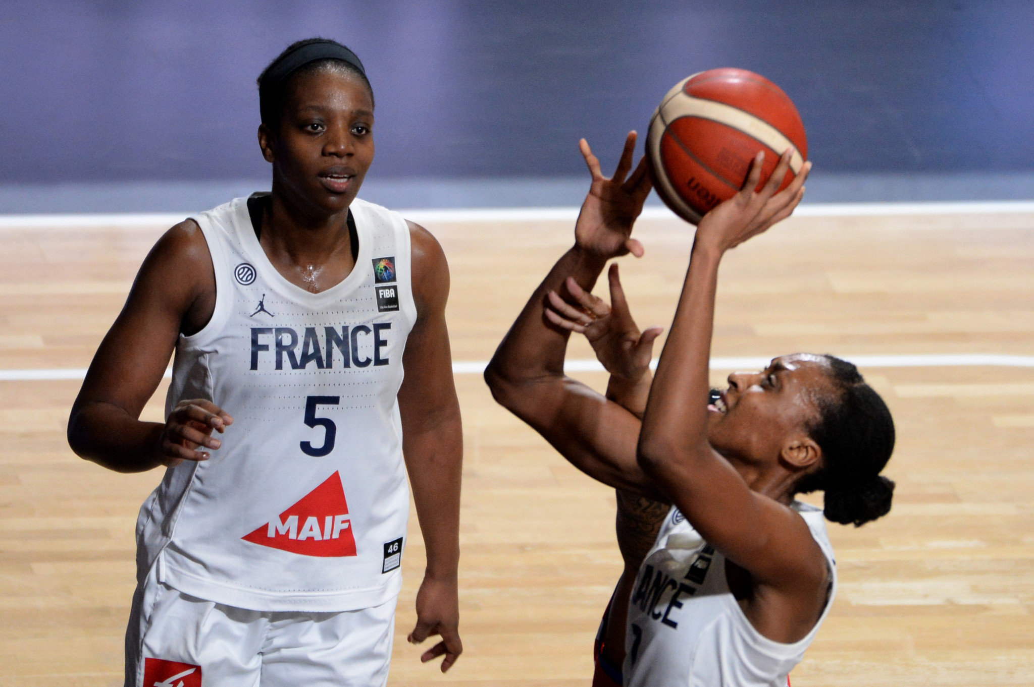 The French Basketball Federation will use its own kit supplier ©Getty Images