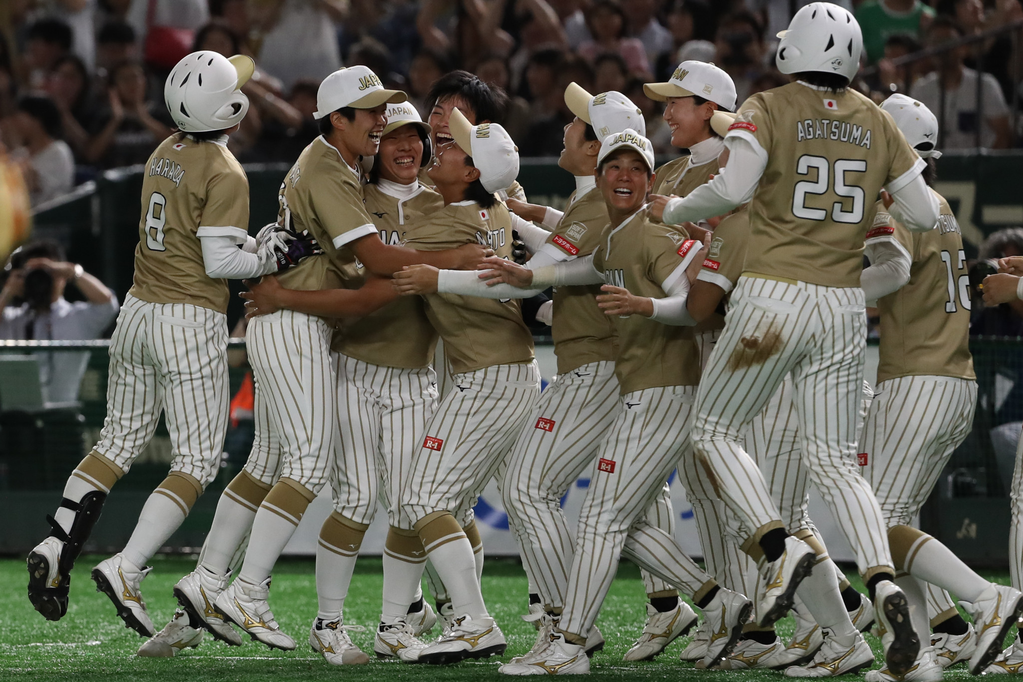 Japan set to name Tokyo 2020 softball squad
