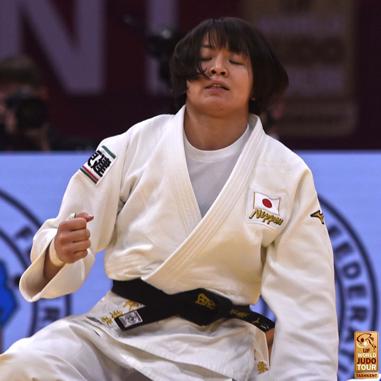 Italy, Japan and Mongolia strike gold on day two at IJF Tashkent Grand Slam