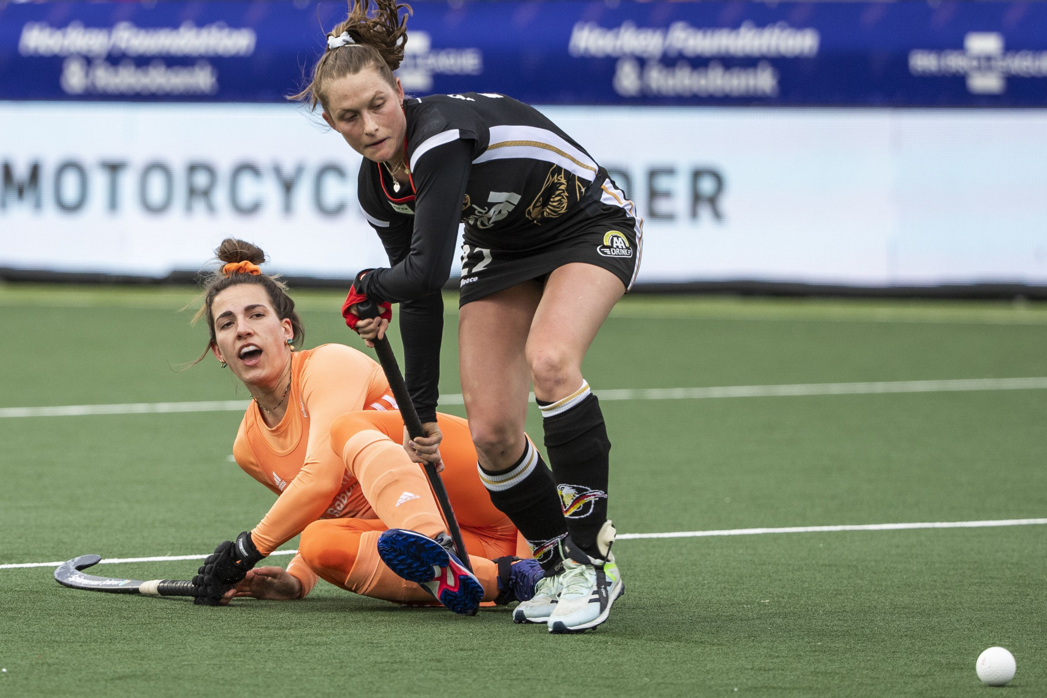 Germany and The Netherlands trade wins in double Hockey Pro League showdown